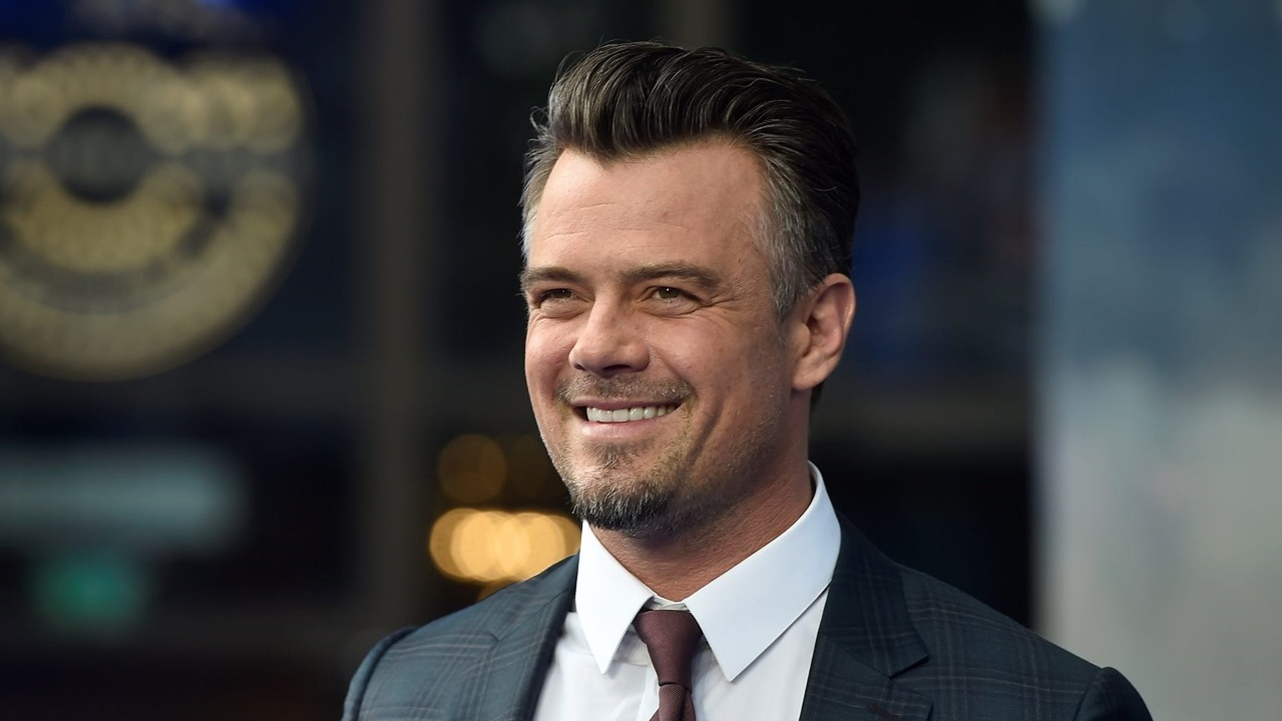 "Josh Duhamel said co-parenting with Fergie is a ""bit of a juggling act."""
