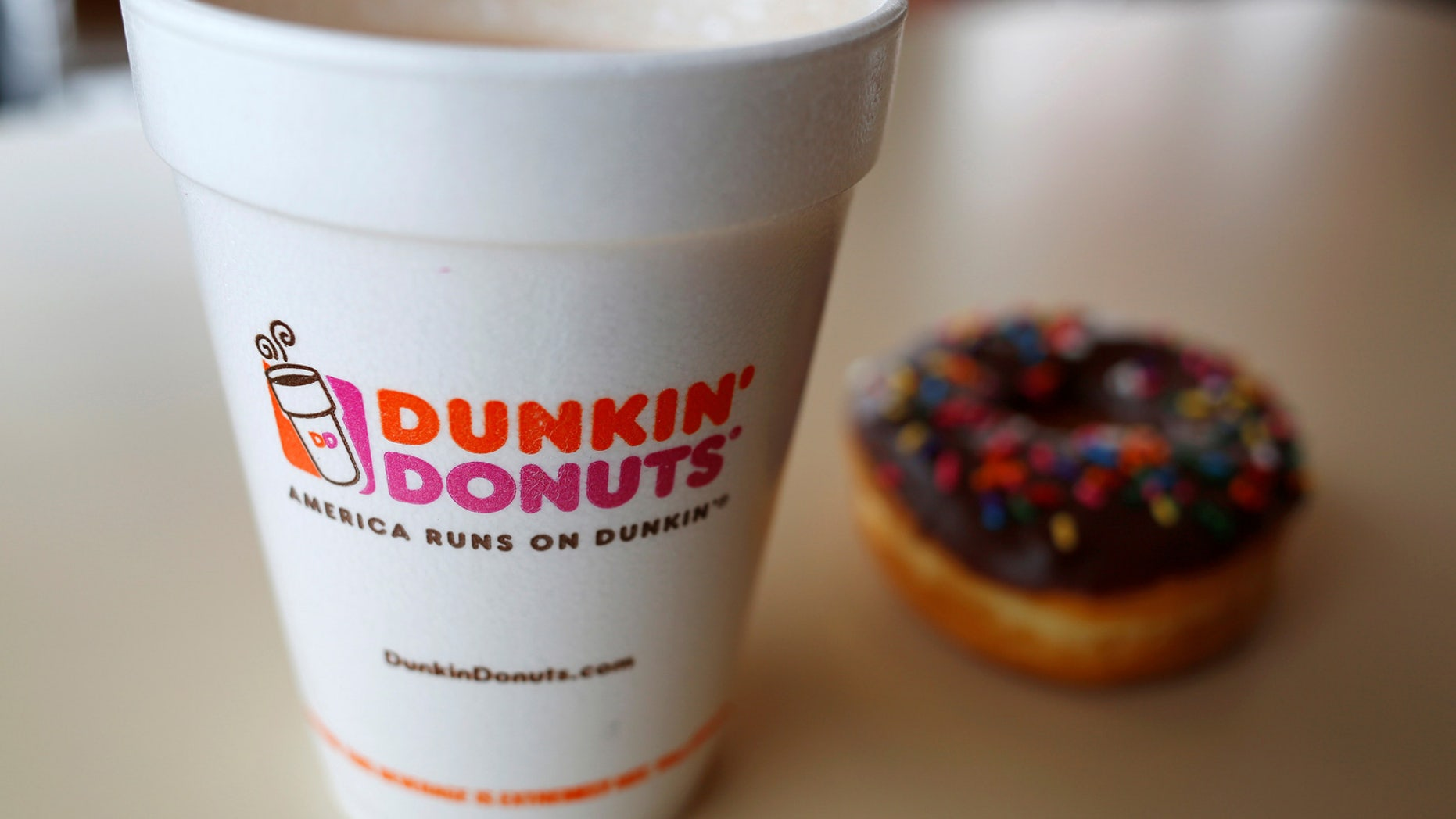 Jan Polanik was sick of Dunkin' Donuts putting butter substitutes on his bagels.