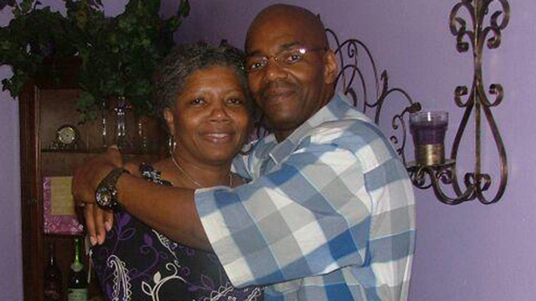 Jan. 3: This undated handout photo provided by The Innocence Project shows Cornelius Dupree Jr., right, and his wife Selma Perkins Dupree. Dupree, who made parole six months ago, was declared innocent of a rape and robbery that put him in prison for 30 years, more than any other DNA exoneree in Texas. (AP/The Innocence Project)