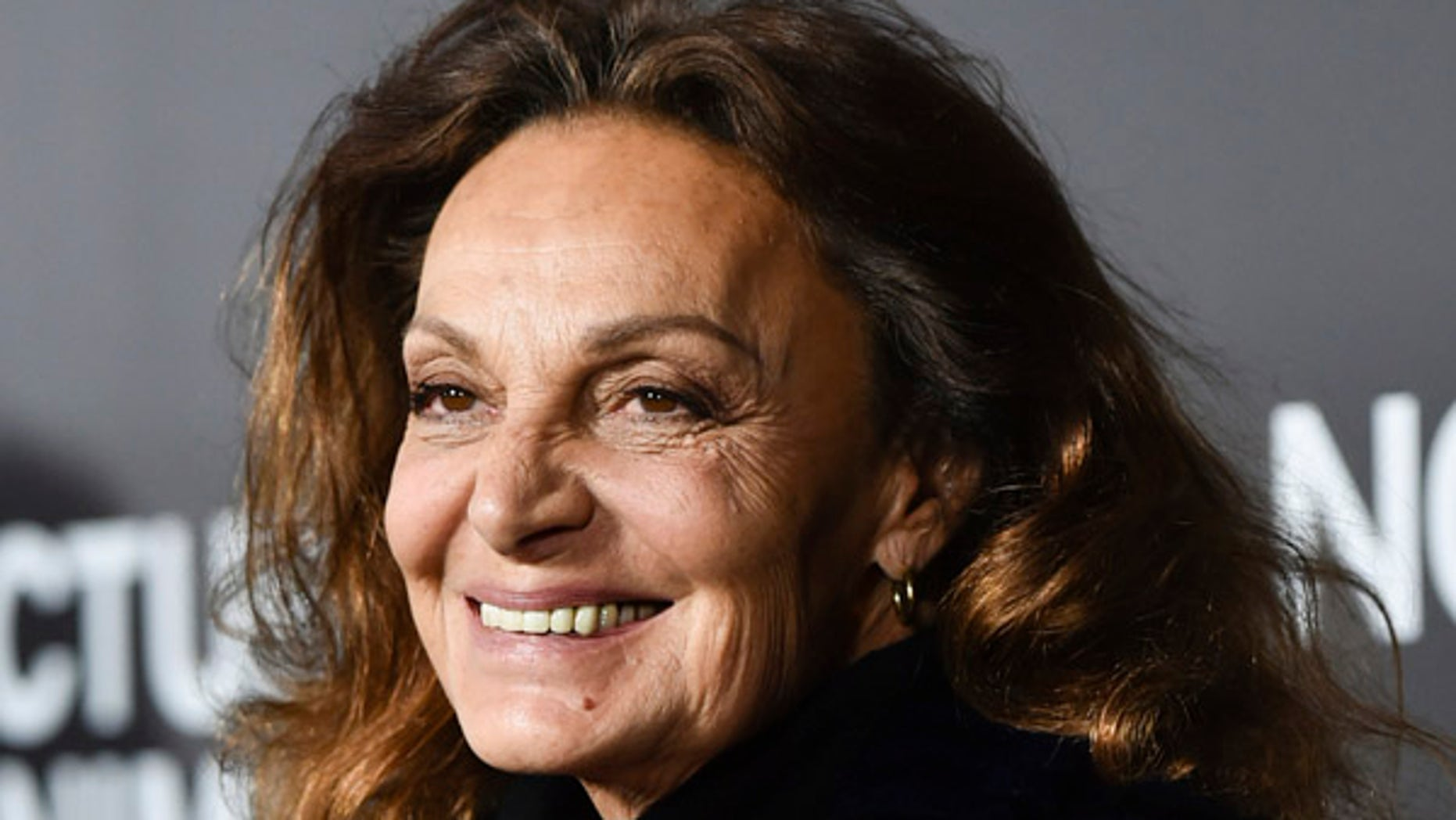 Diane von Furstenberg is seen in this file photo.
