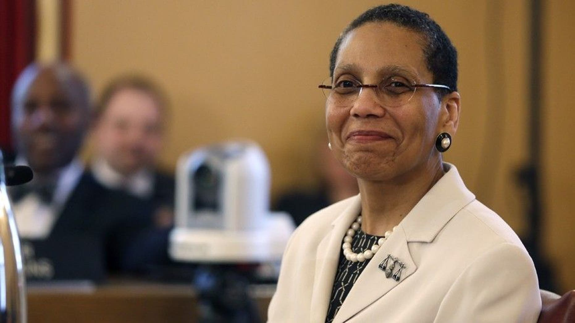 Judge Sheila Abdus-Salaam was found dead on the bank of the Hudson River on Wednesday.