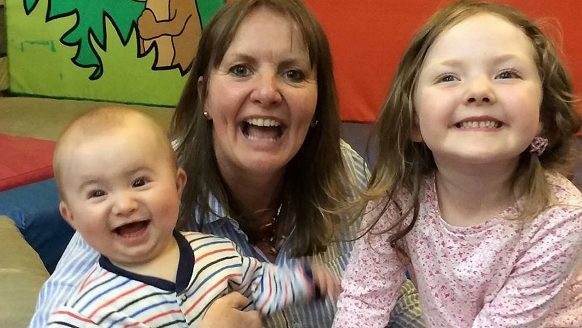 Samantha McConnell, 46, has been told to say goodbye to her young children after being diagnosed with two different cancers.