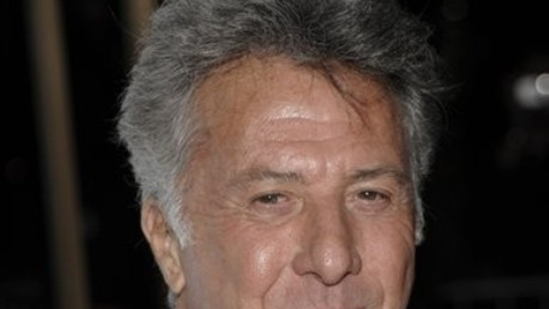 "Actor Dustin Hoffman arrives at the premiere of the feature film ""Barney's Version"" in Los Angeles on Saturday, Nov. 6, 2010. (AP Photo/Dan Steinberg)"