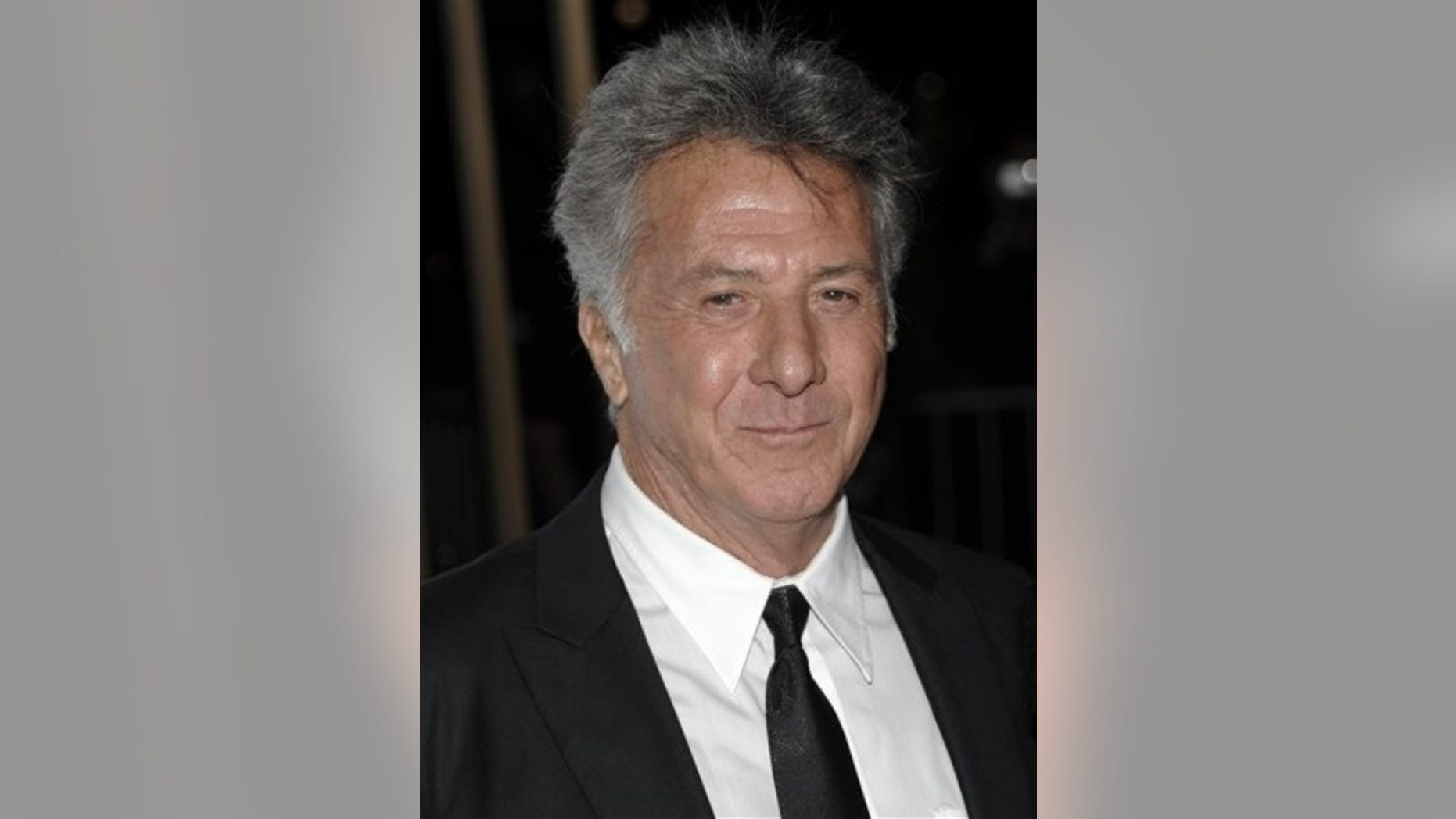"""Actor Dustin Hoffman arrives at the premiere of the feature film """"Barney's Version"""" in Los Angeles on Saturday, Nov. 6, 2010. (AP Photo/Dan Steinberg)"""