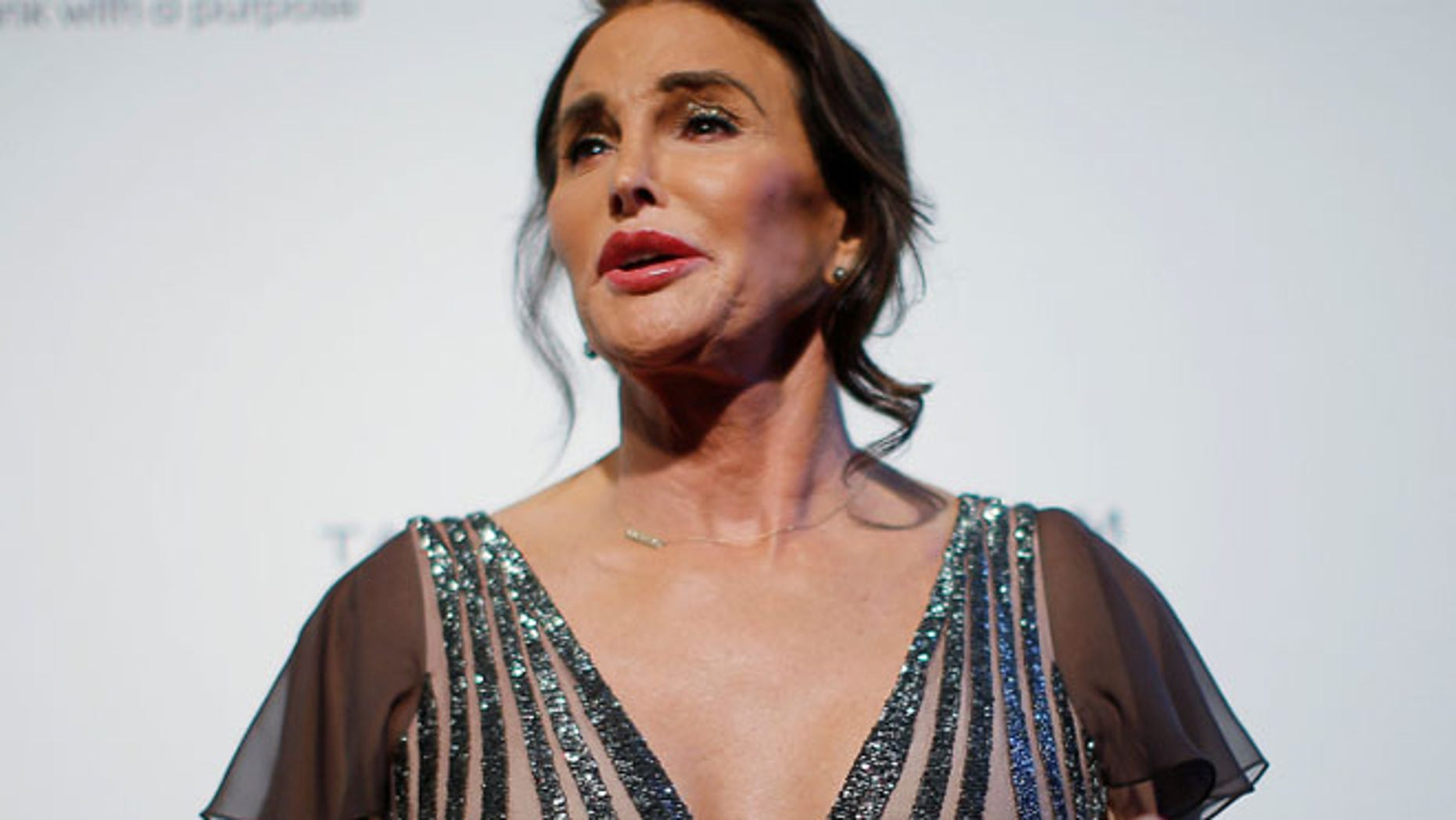 """FILE: Caitlyn Jenner told Diane Sawyer that she had undergone """"the final surgery"""" in her gender reassignment procedures"""