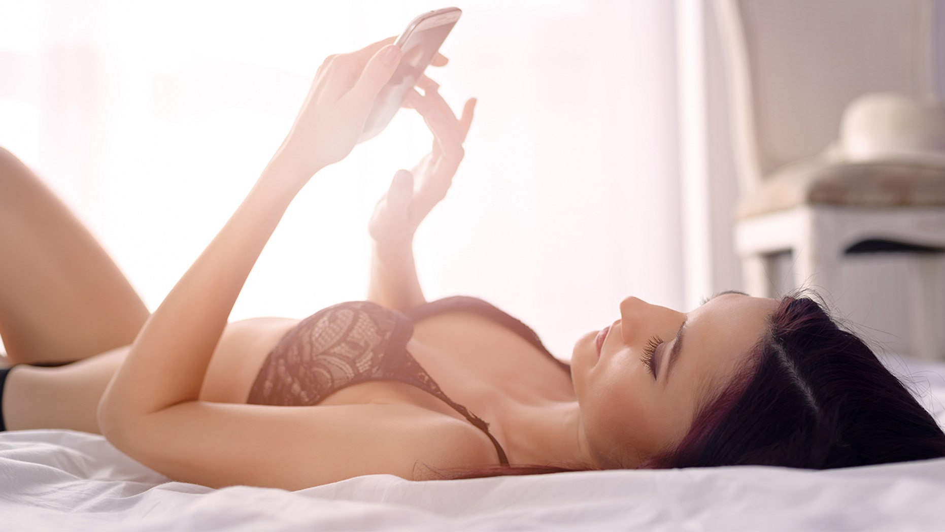 Sexting has become a major part of people's relationships, according to a new survey