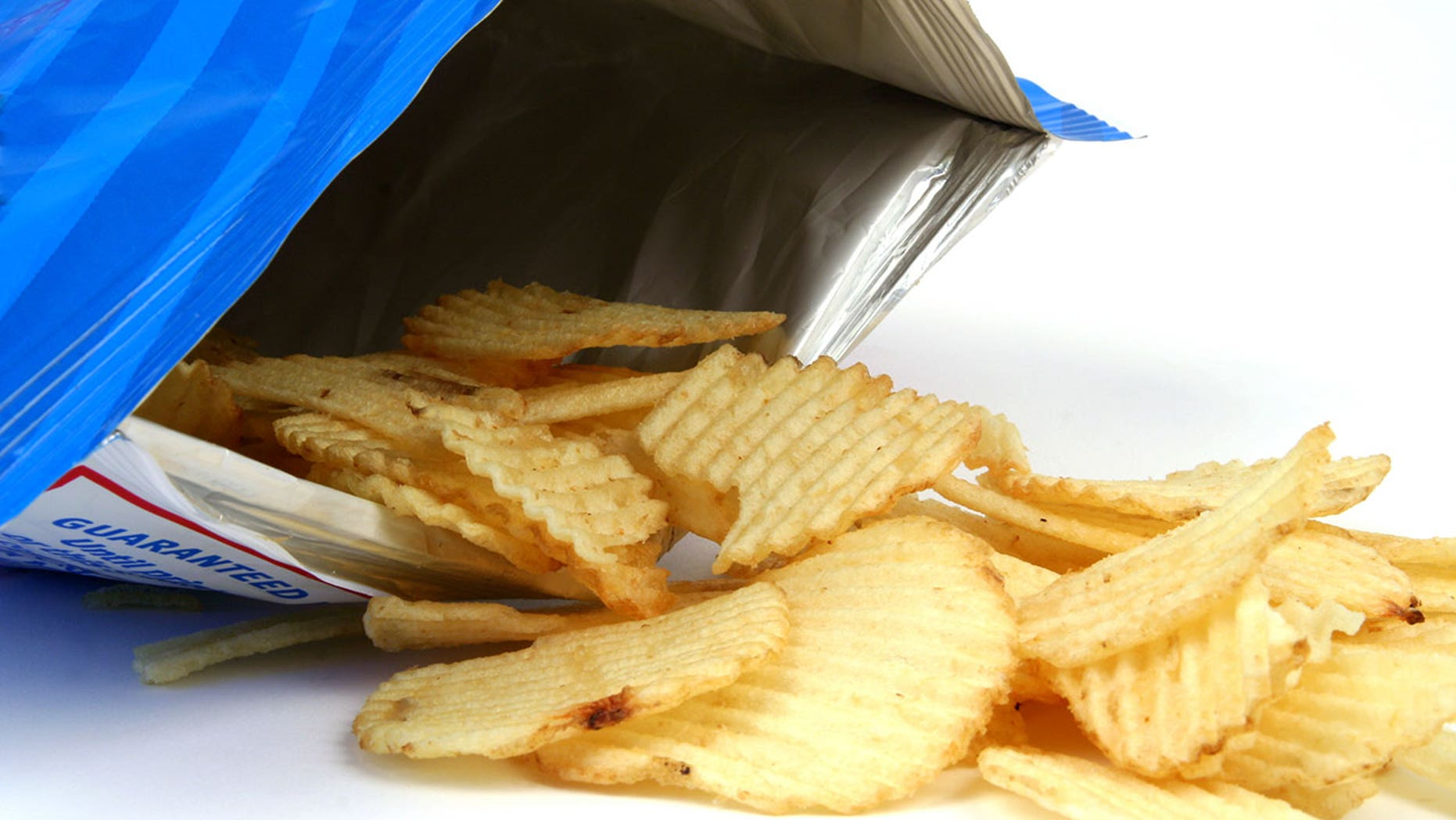 According to one study, saltier meals and snacks cause people to consume more calories.