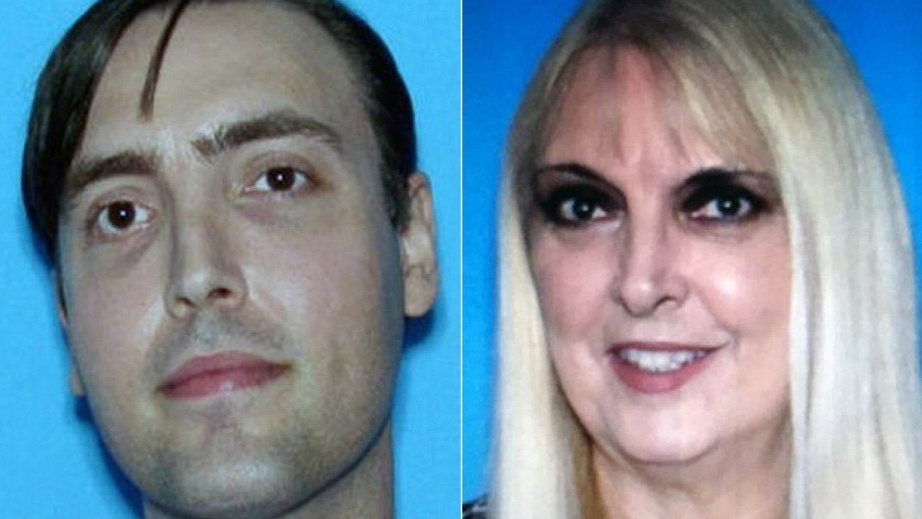 Lance Whatley, 40, allegedly killed his mother Kathie Whatley, 67, with a hammer before committing suicide by drowning.