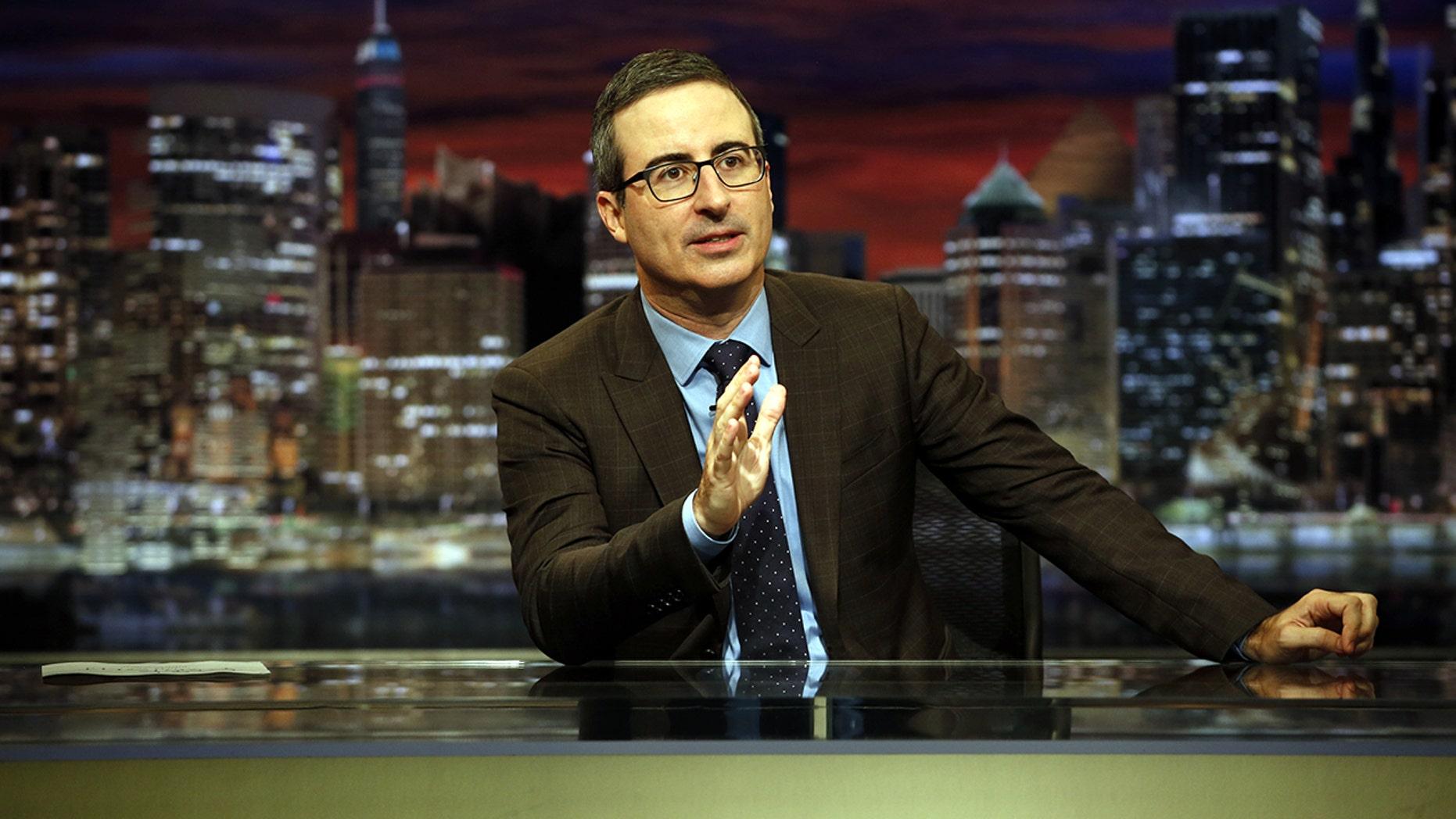 """Last Week Tonight With John Oliver"""