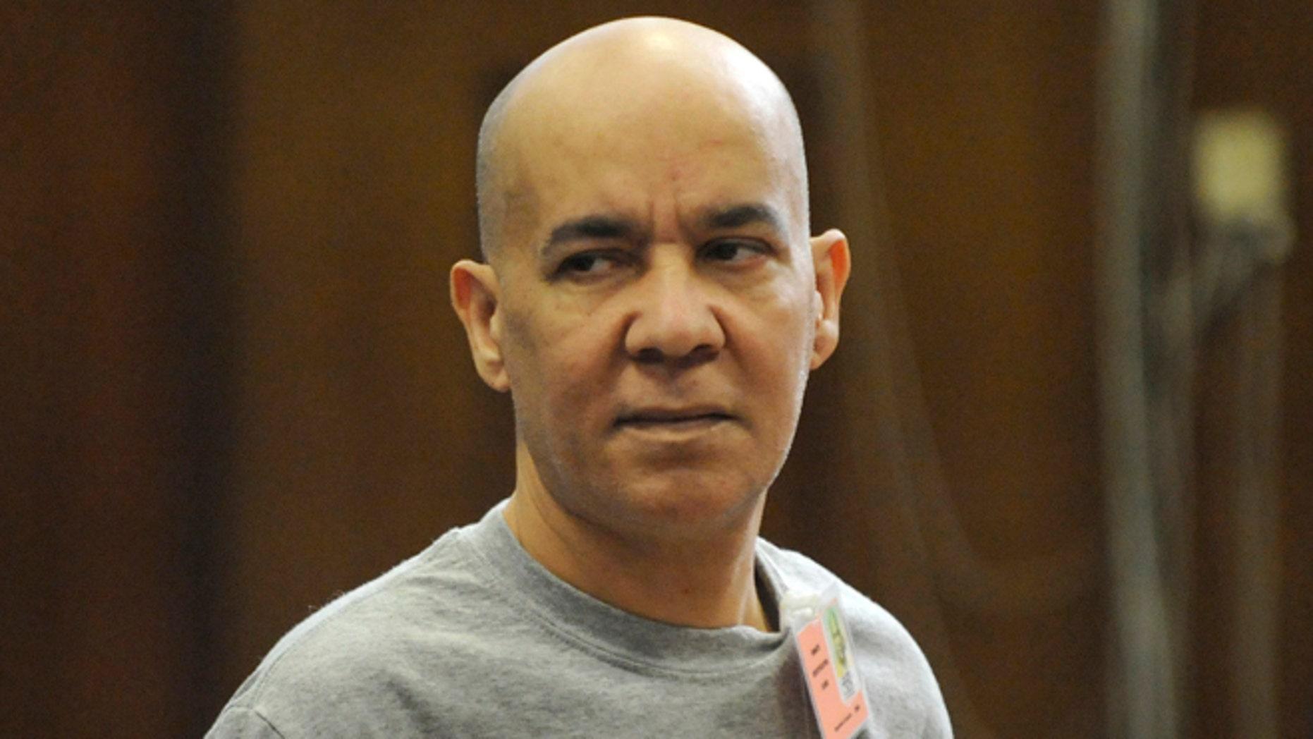 Pedro Hernandez in Manhattan criminal court in New York.