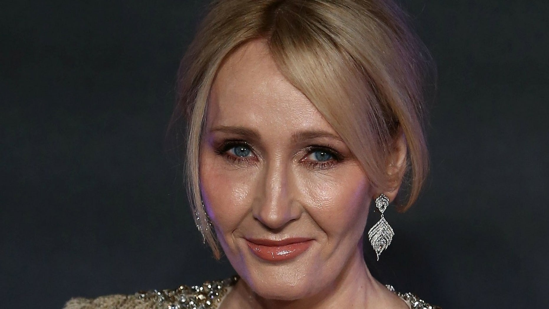 "J.K. Rowling has apologized to ""Harry Potter"" fans for killing off beloved character Dobby, the house elf."