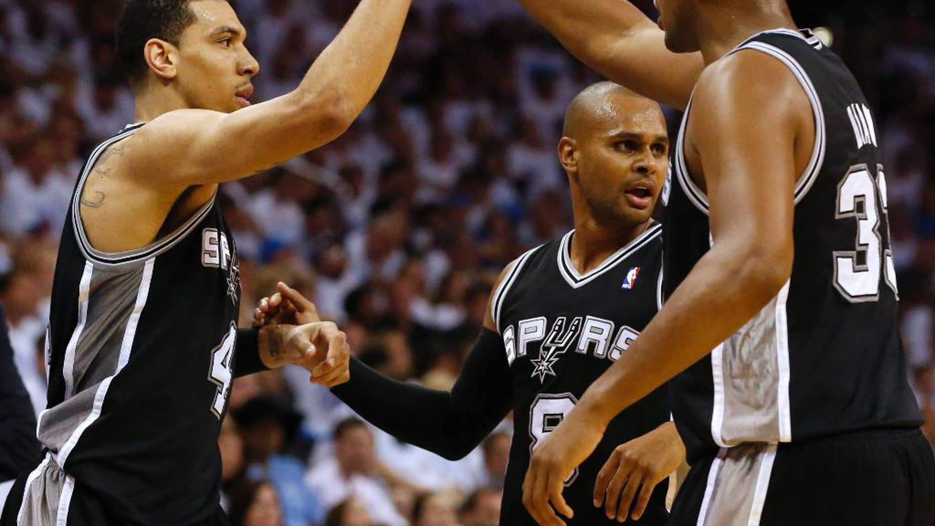 It S An Nba Finals Rematch Spurs Vs Heat In The Title Series For 2nd Straight Year Fox News