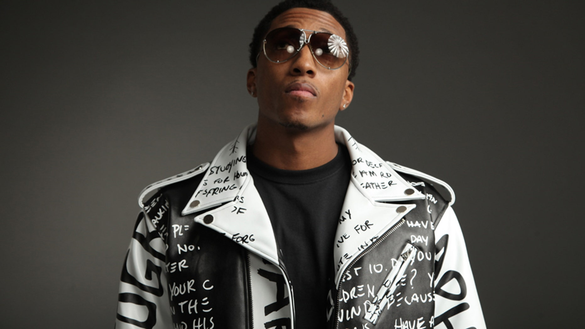 Hip-hop artist Lecrae.