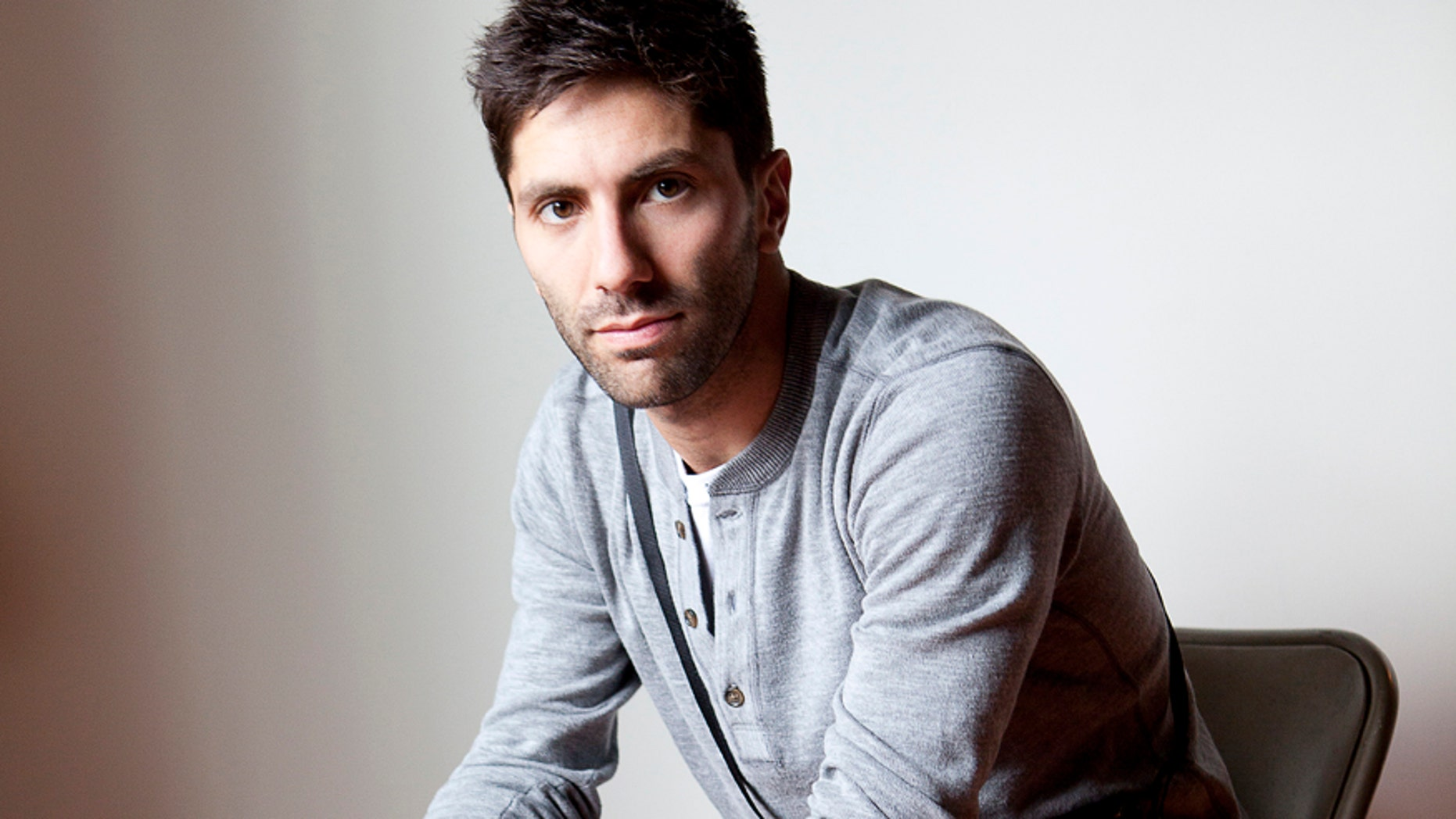 """Nev Schulman poses for a photo for """"Catfish: The TV Show"""" Season Two."""