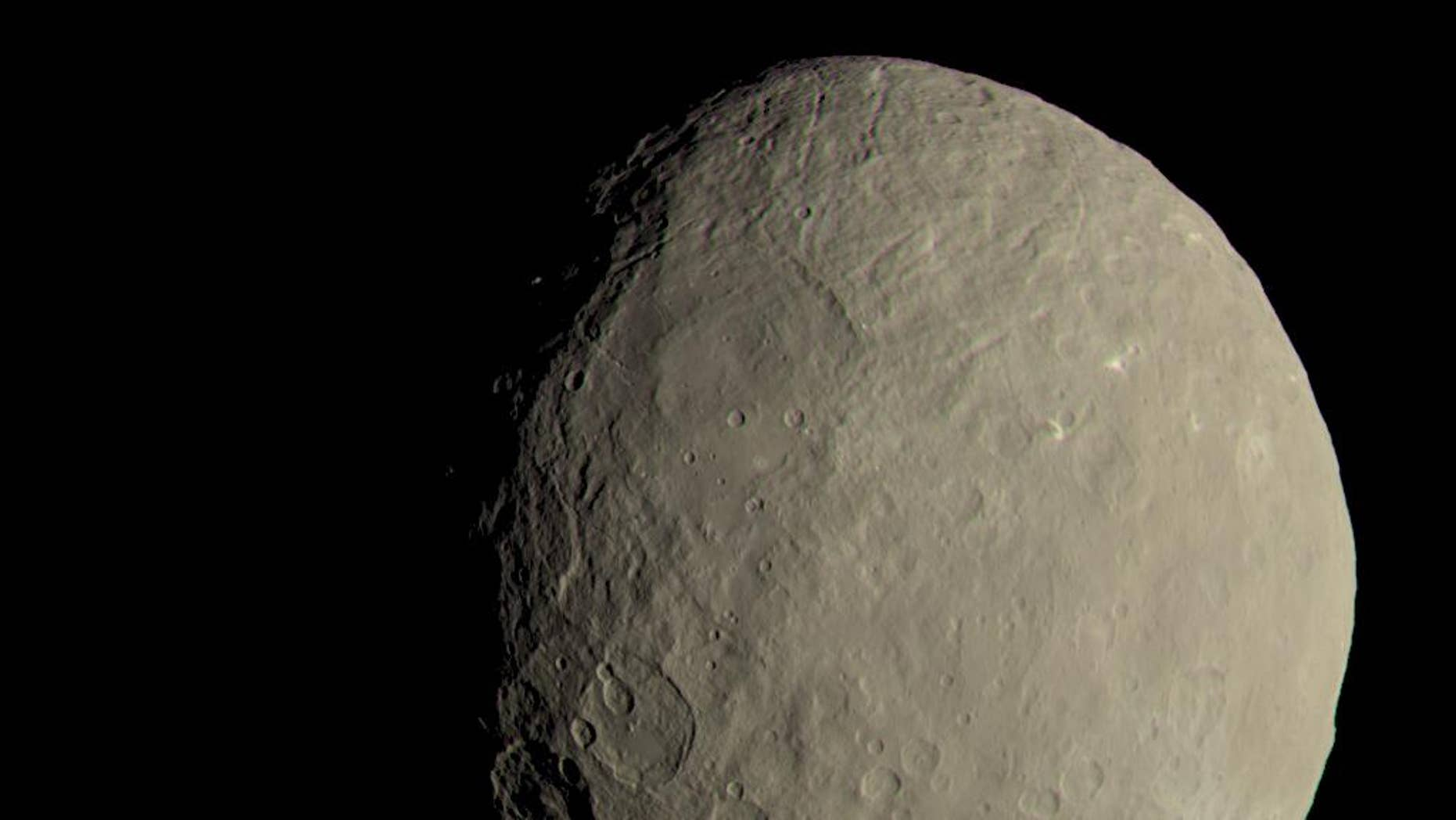 NASA's Dawn spacecraft has detected organic molecules in two different locations on the dwarf planet Ceres.