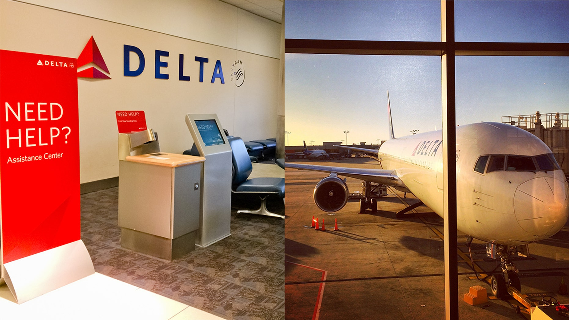 Four women claim Delta fired them for speaking Korean and reporting sexual harassment in the workplace.