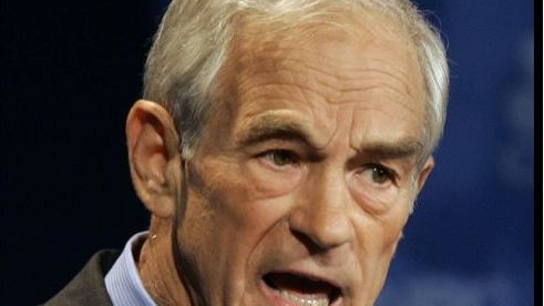 Rep. Ron Paul, R-Texas (AP File Photo)