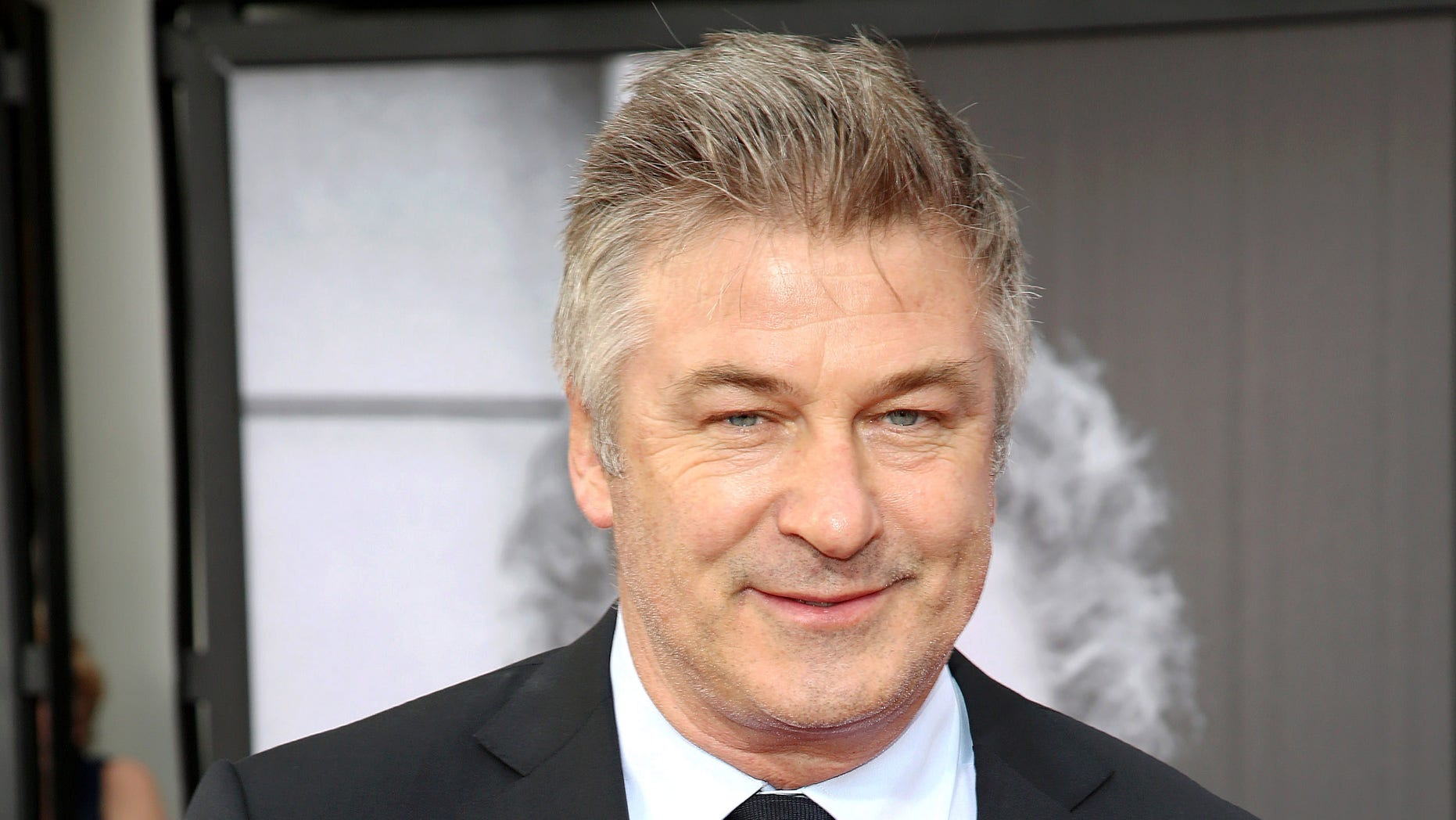 April 10, 2014. Alec Baldwin at the 2014 TCM Classic Film Festival's Opening Night Gala in Los Angeles.