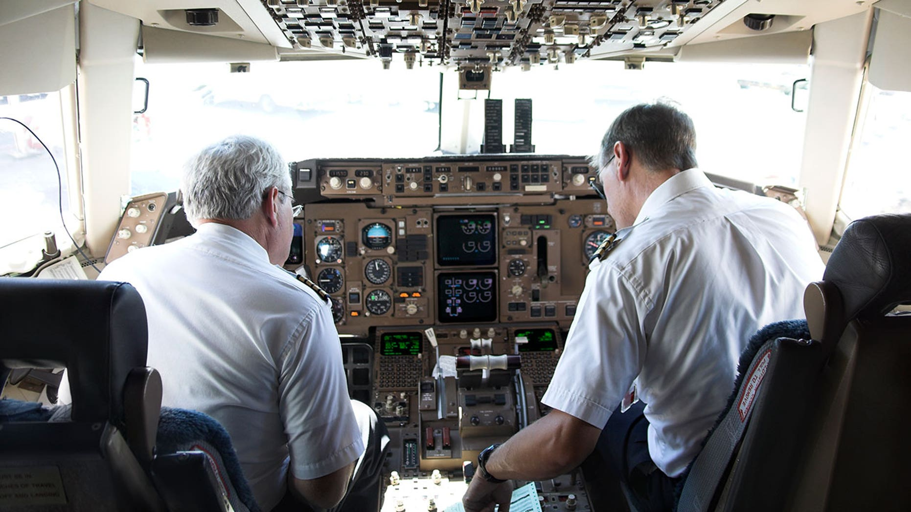 On many airlines, the pilot and co-pilot are prohibited from eating the same meals.