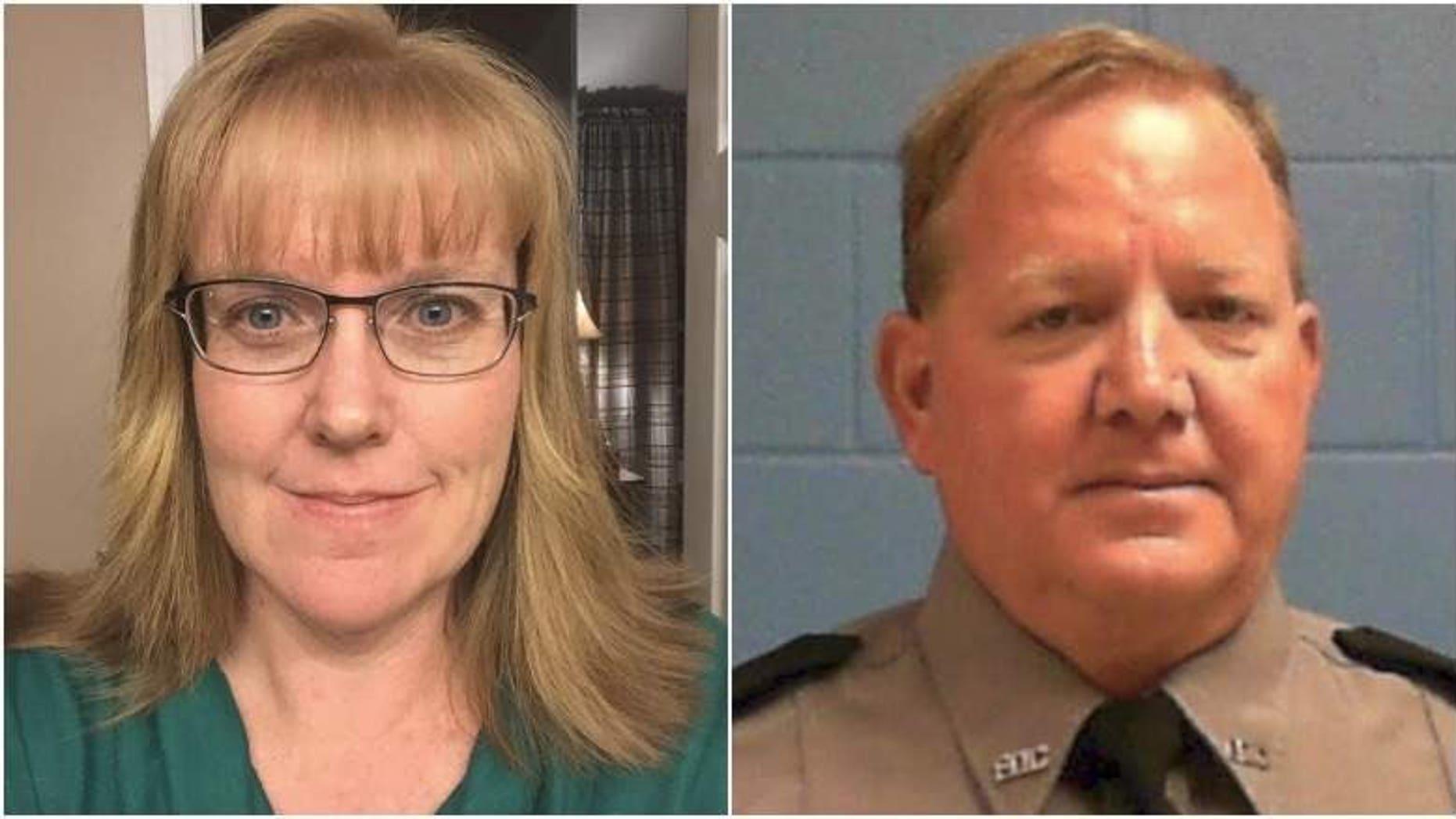 Hardee County Deputy Julie Bridges and Sgt. Joseph Osmann, a corrections officer, were killed in a head-on crash Sunday morning.