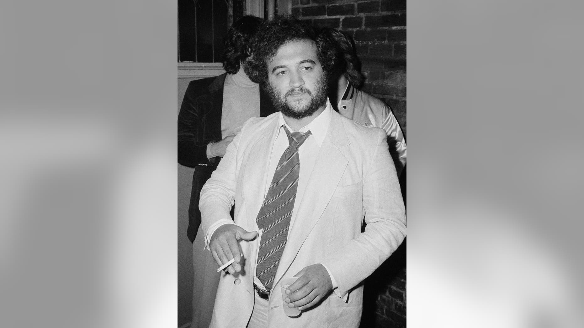 "John Belushi's death is mentioned in a new book, ""The Castle on Sunset."""