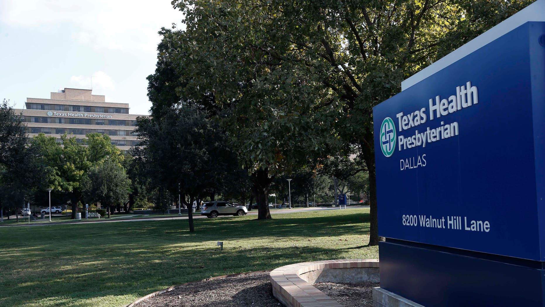 A general view of the Texas Health Presbyterian Hospital in Dallas, Texas September 30, 2014. REUTERS/Brandon Wade