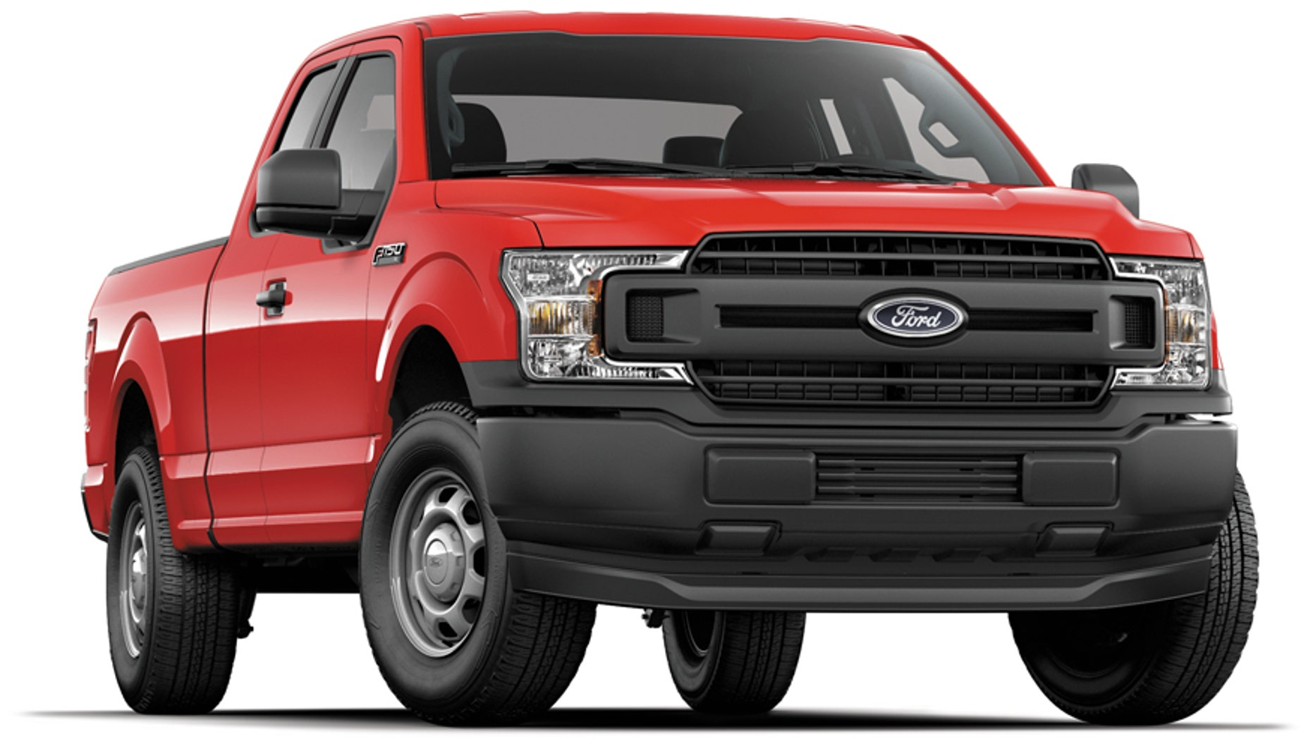 ford f series engines