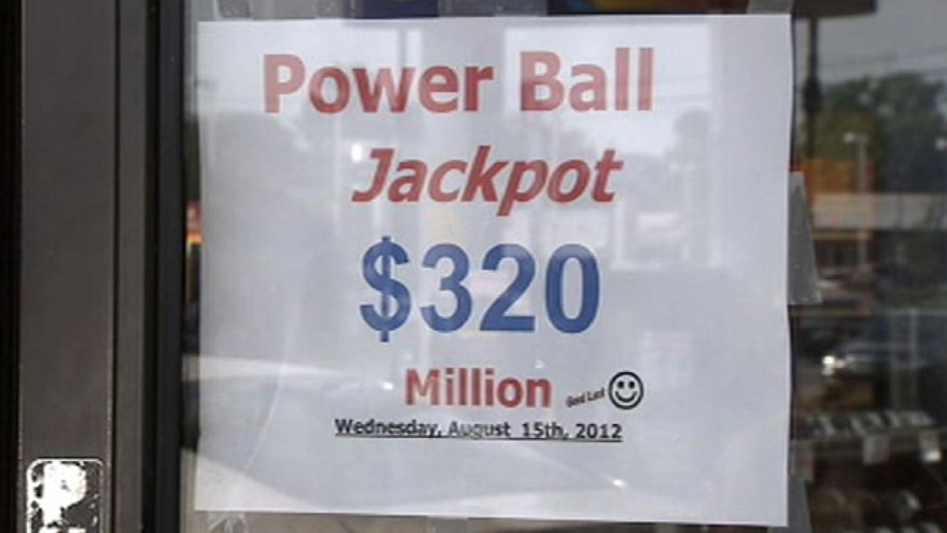 The Michigan Lottery says a ticket matching all six Powerball numbers was sold in Lapeer, Mich.