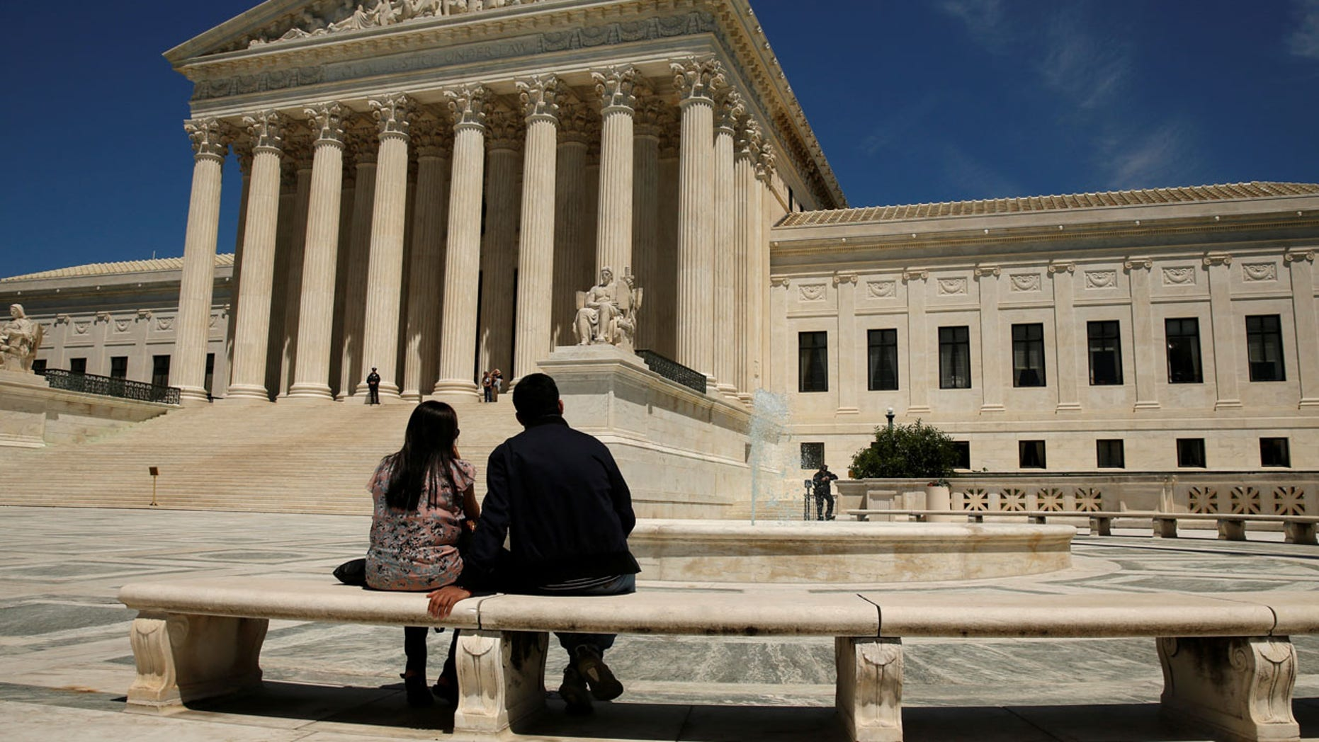 FILE 2016: The Justice Department is working to have the Supreme Court to vacate the ruling in Garza v. Hargan.