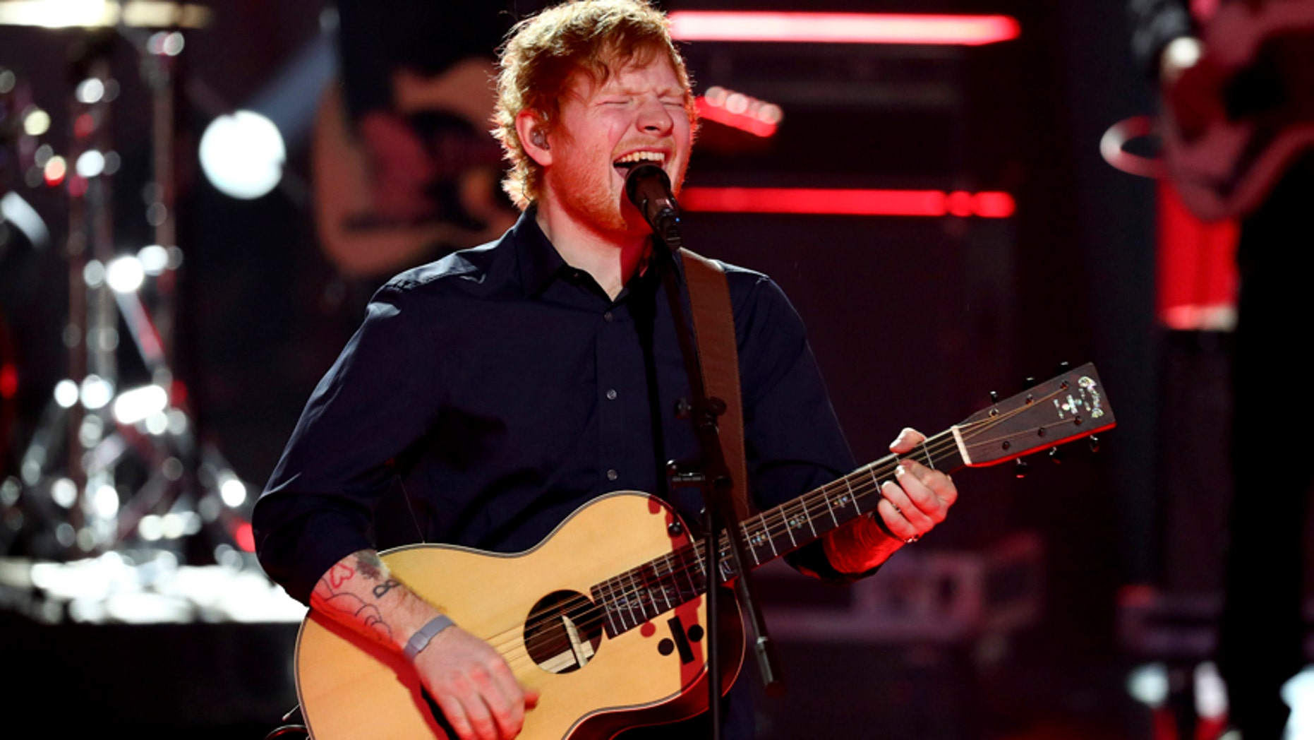 Ed Sheeran faces another copyright lawsuit as a co-writer on McGraw and Hill's new single.