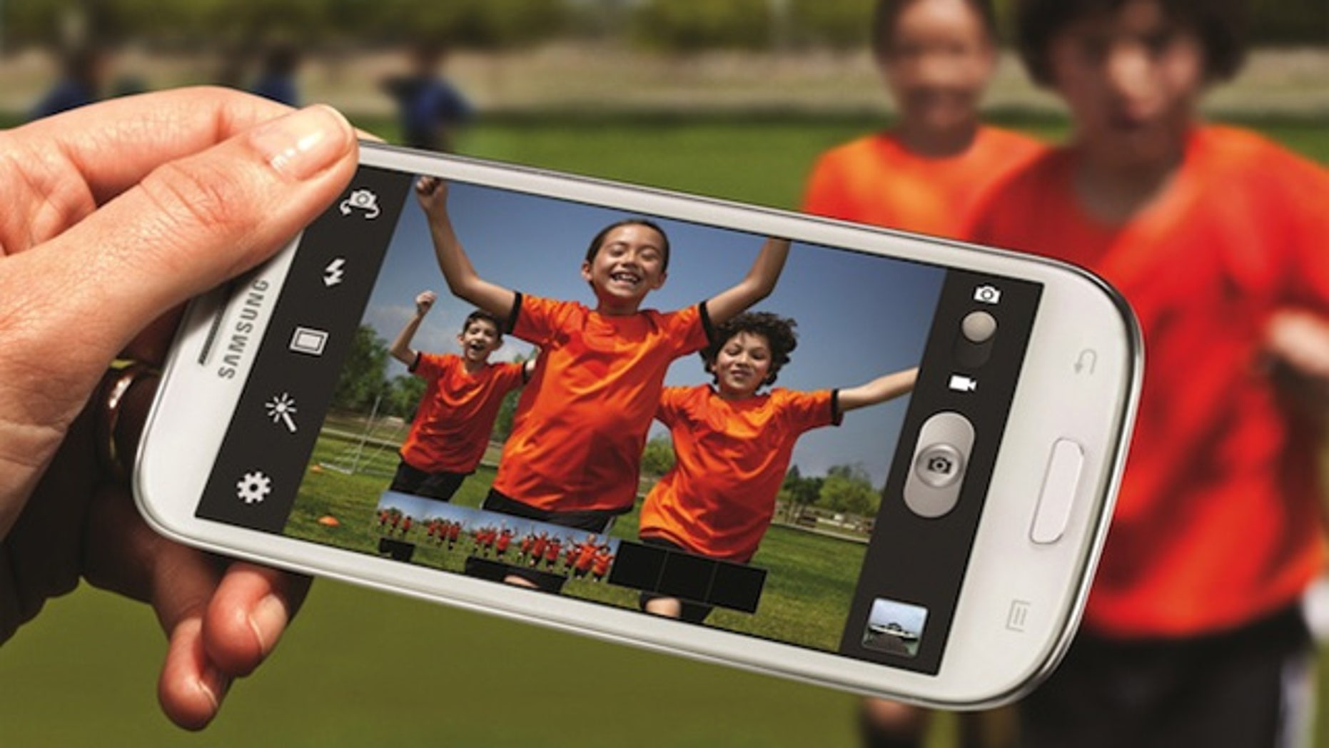 Samsung's next generation Galaxy S has arrived.