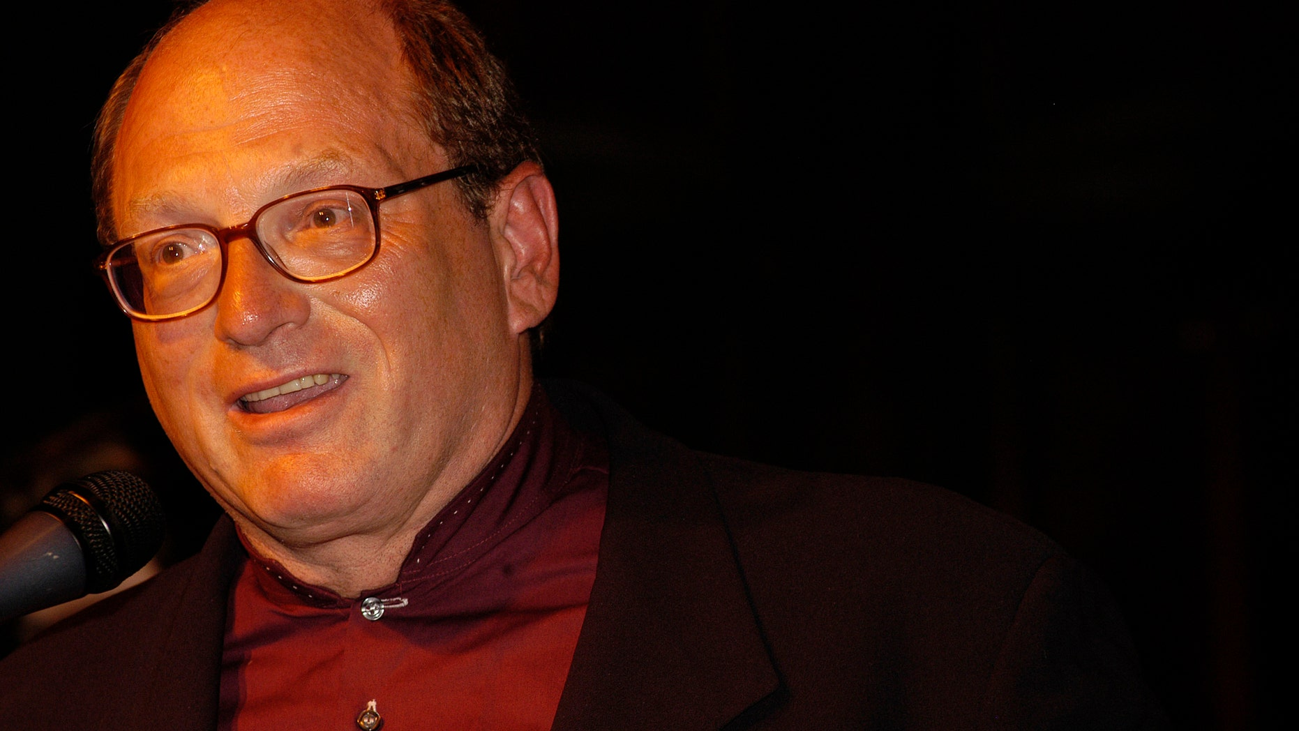 NEW YORK - SEPTEMBER 22:  Pulitzer Prize-winning author Oscar Hijuelos attends the 4th annual HOLA (Hispanic Organization of Latin Actors) Awards at the Gramery Arts Center September 22, 2003 in New York City. HOLA's stated mission is to expand the presence of Hispanic actors in both Latino and mainstream arts and media.  (Photo by Myrna Suarez/Getty Images)