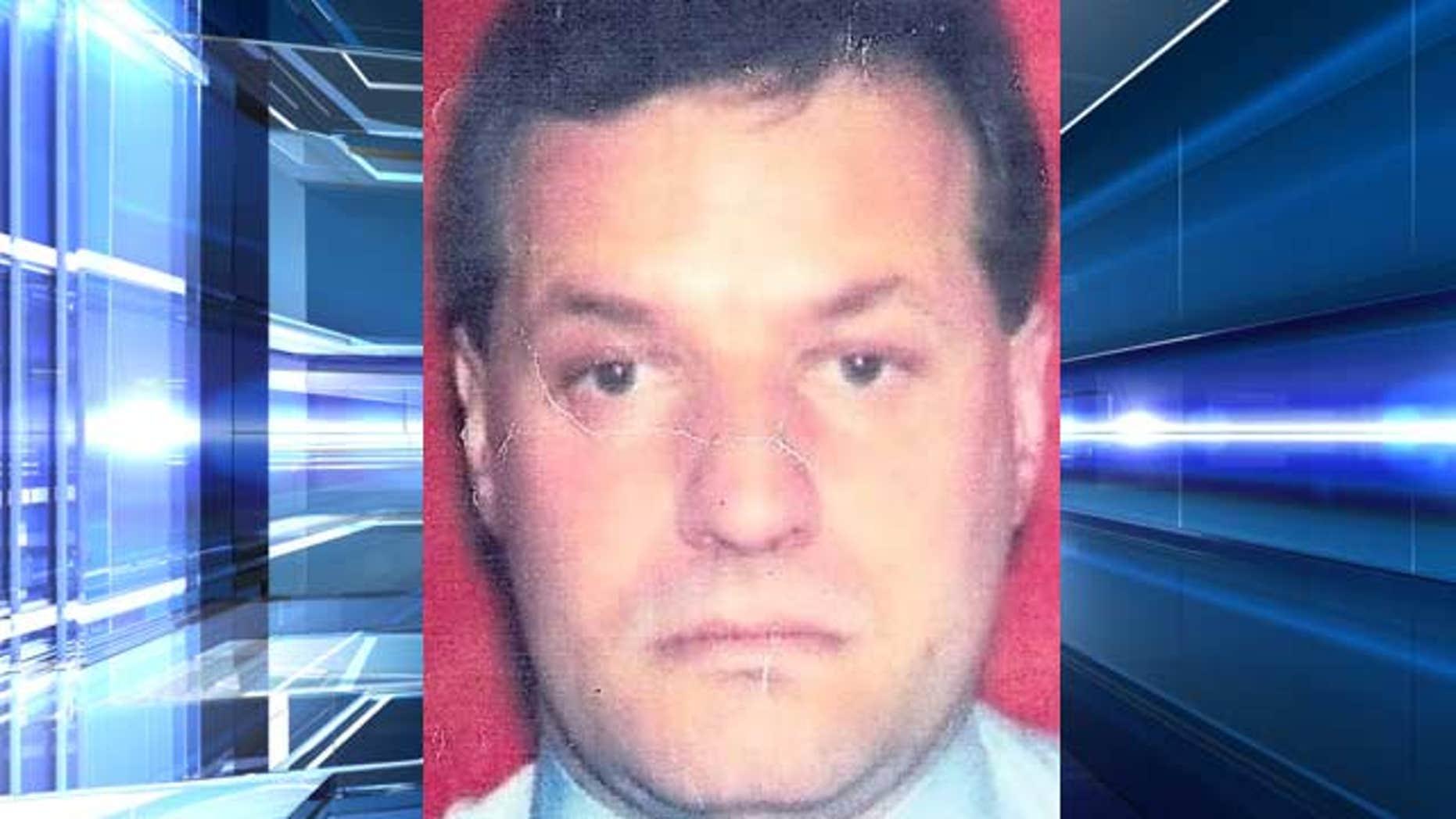 "This 1993 arrest photo shows ""Fast"" Eddie Maher"