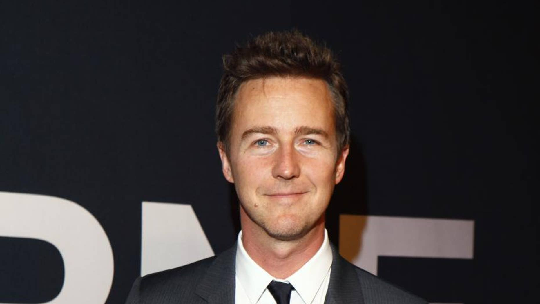 """Edward Norton, known for his roles in """"Fight Club"""" and """"American History X,"""" ran the 2009 New York City Marathon to raise money for the Maasai Wilderness Conservation Trust. When all was said and done, the actor and 29 of his MWCT team members raised over $1.2 million."""