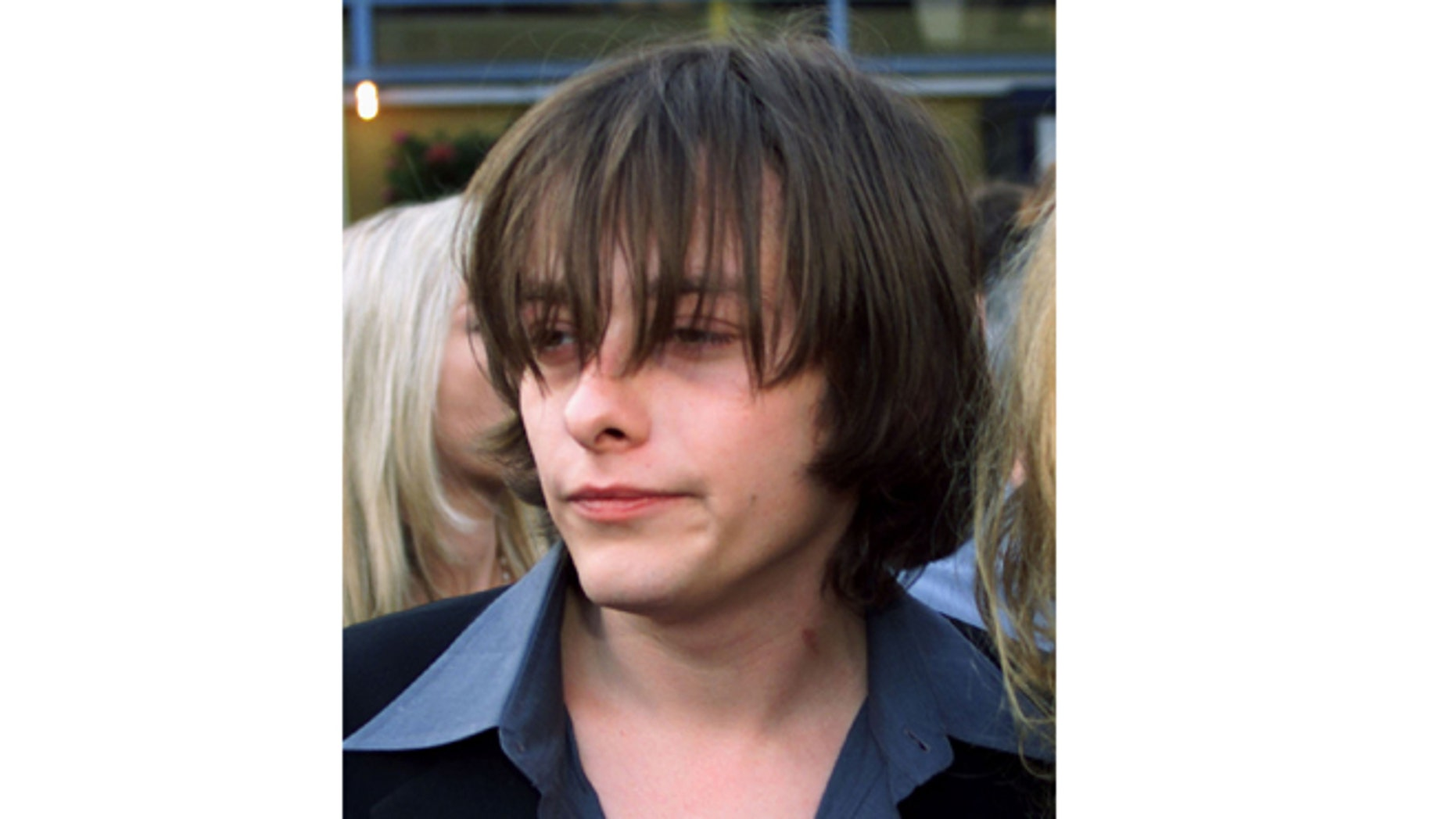 Actor Edward Furlong, shown in a file photo July 7, 1999 at a Los Angeles premiere.