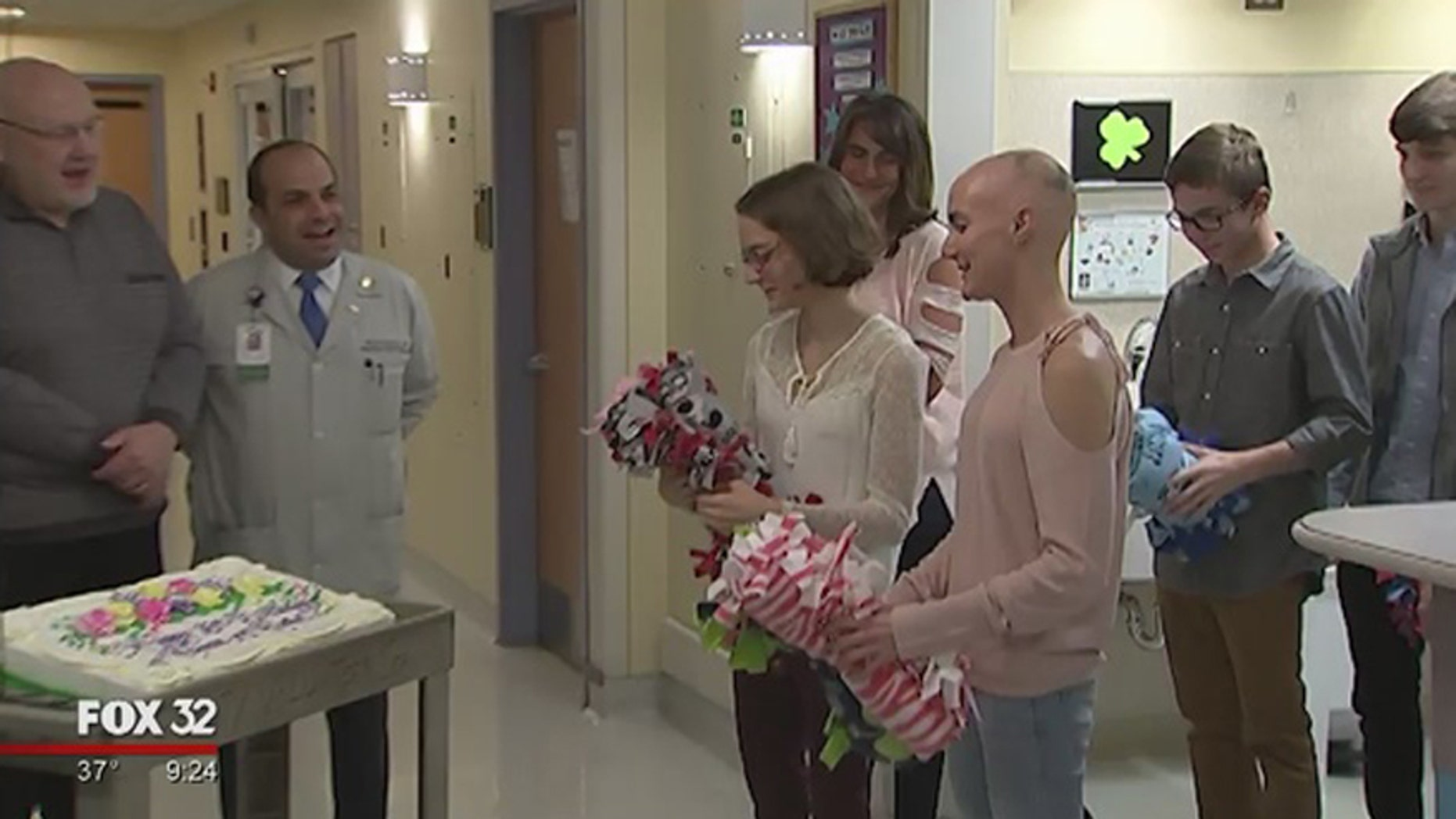 Twins Born 100 Days Early Thank Doctors On 16th Birthday Fox News
