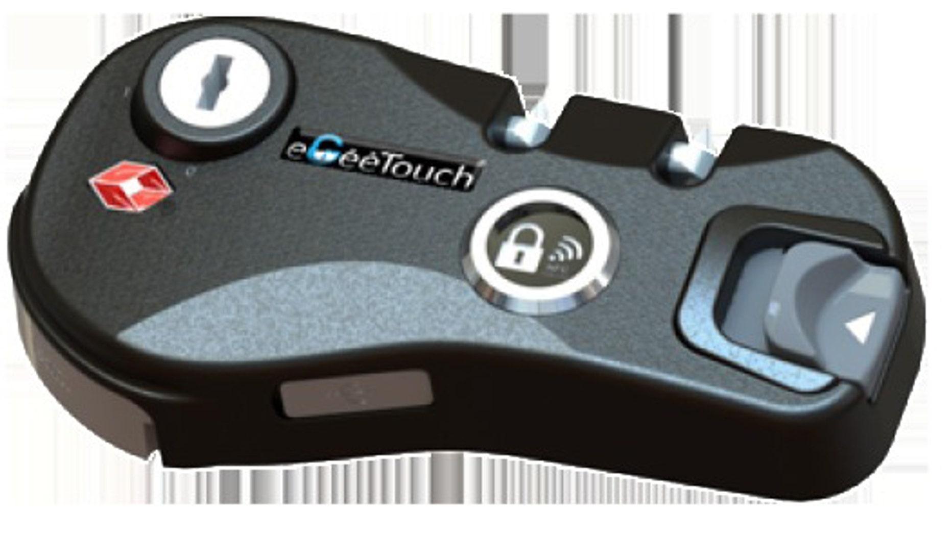 eGeeTouch® Smart Luggage Lock