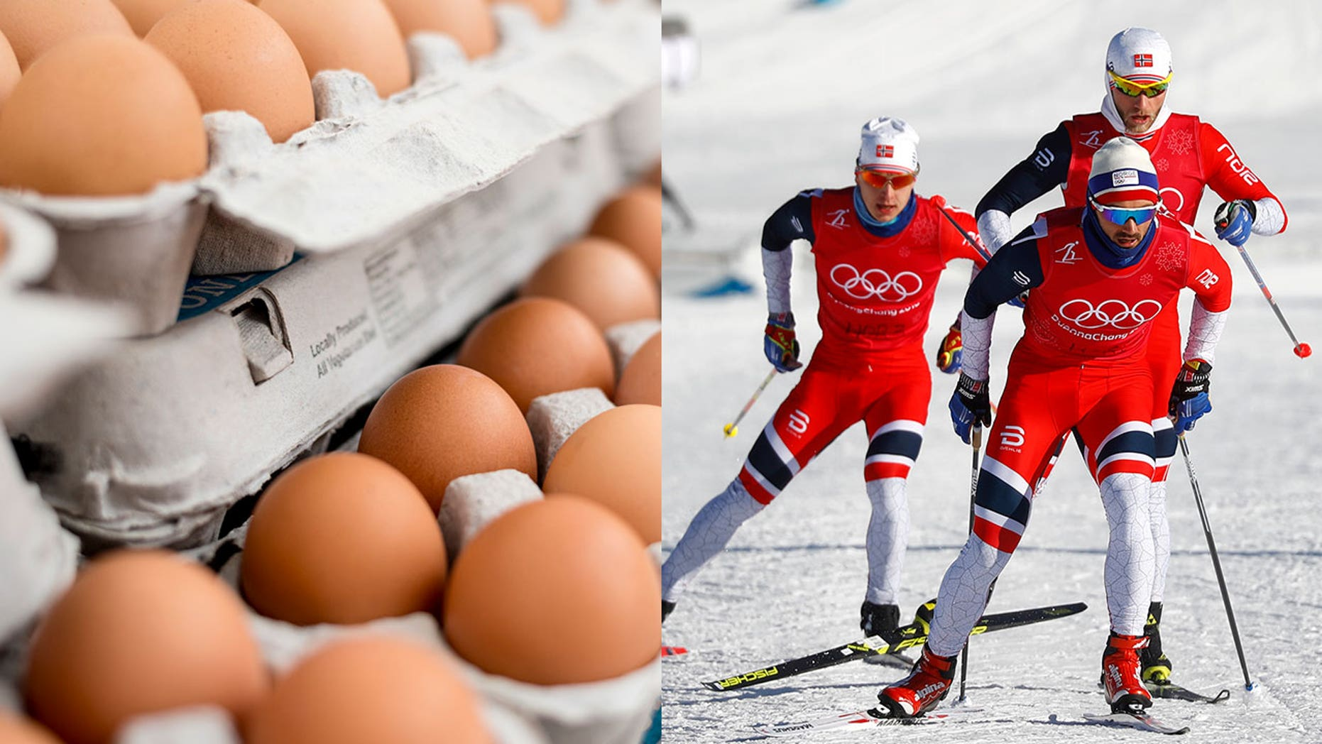 The chefs only needed 1,500 eggs to feed their skiers and skaters, but a problem with Google Translate left them with 10 times as many.
