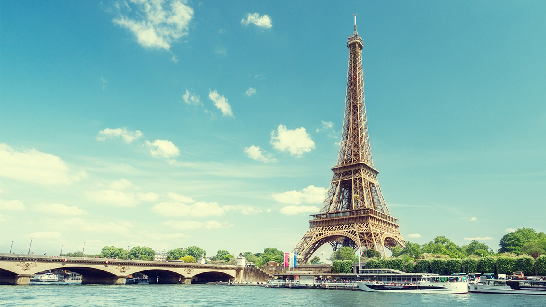 The Eiffel Tower might not look like this for much longer.
