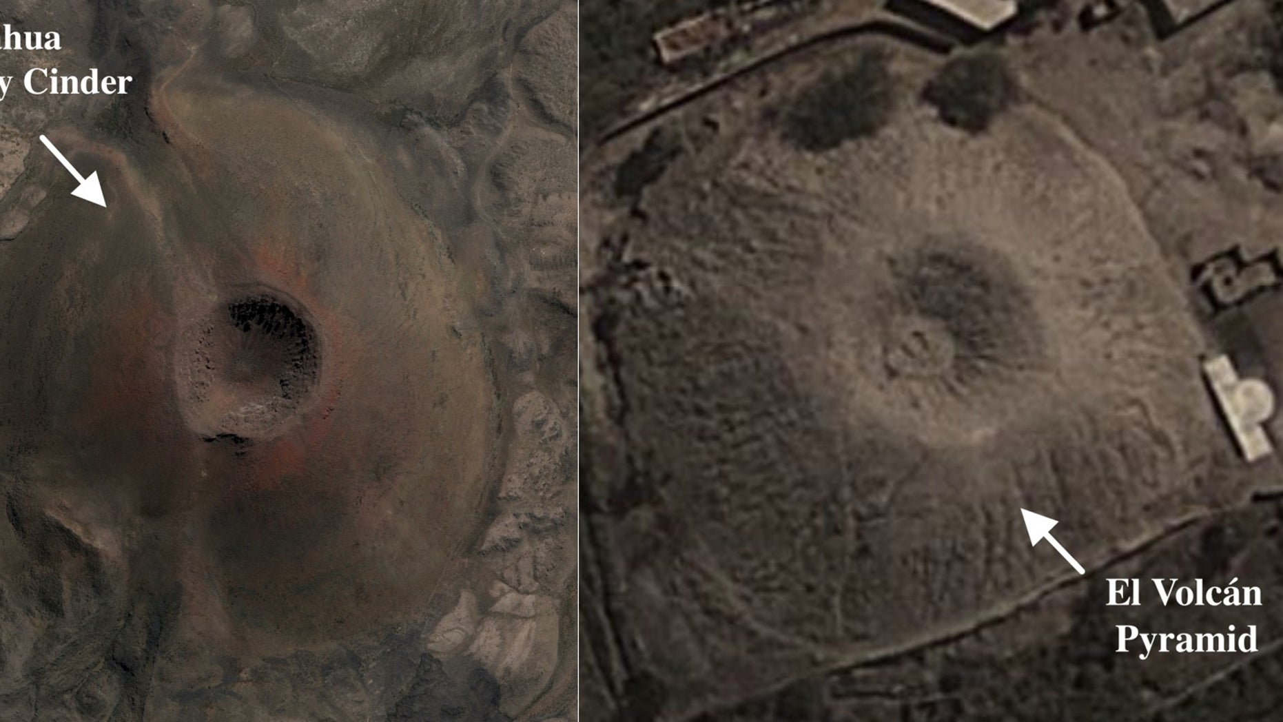 El Volcán in the Nepeña Valley of coastal Peru has archaeologists stumped as to when and why this mound was built, though it may have served as a place for a ceremony related to a total solar eclipse.