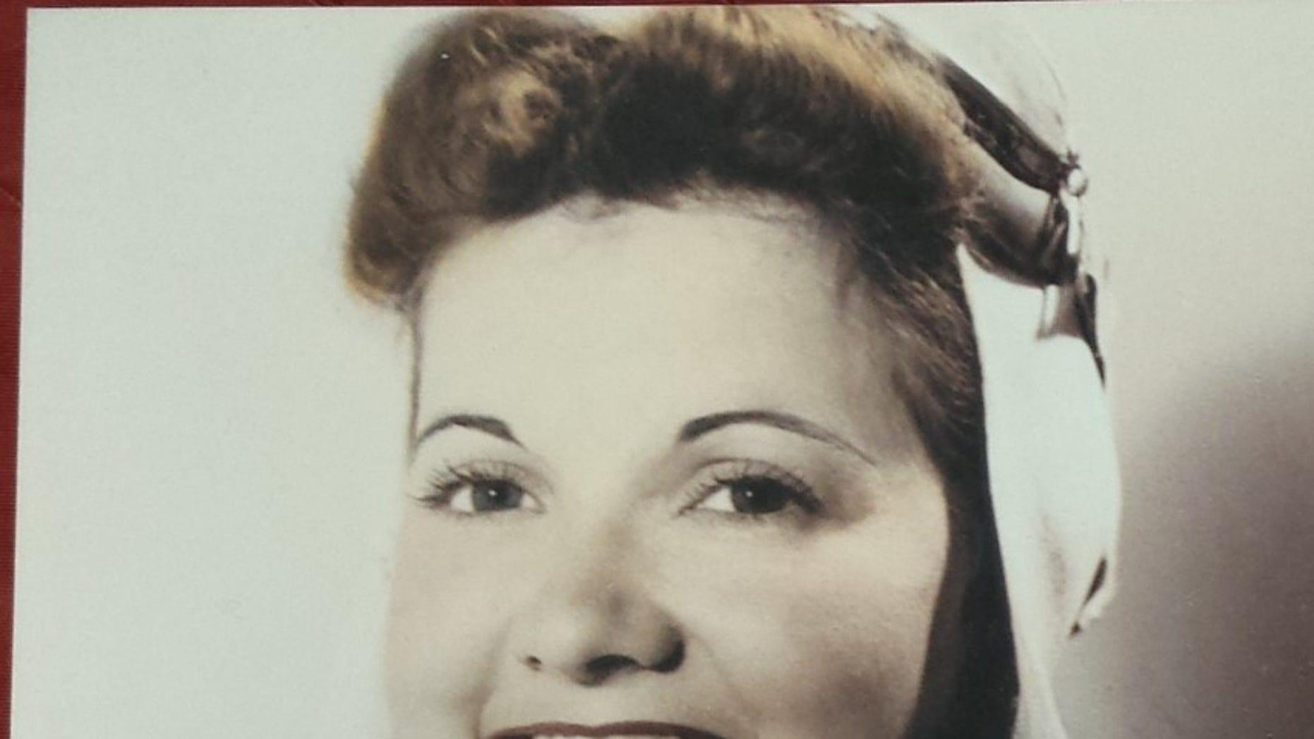 Elaine Danforth Harmon (Courtesy of the author)
