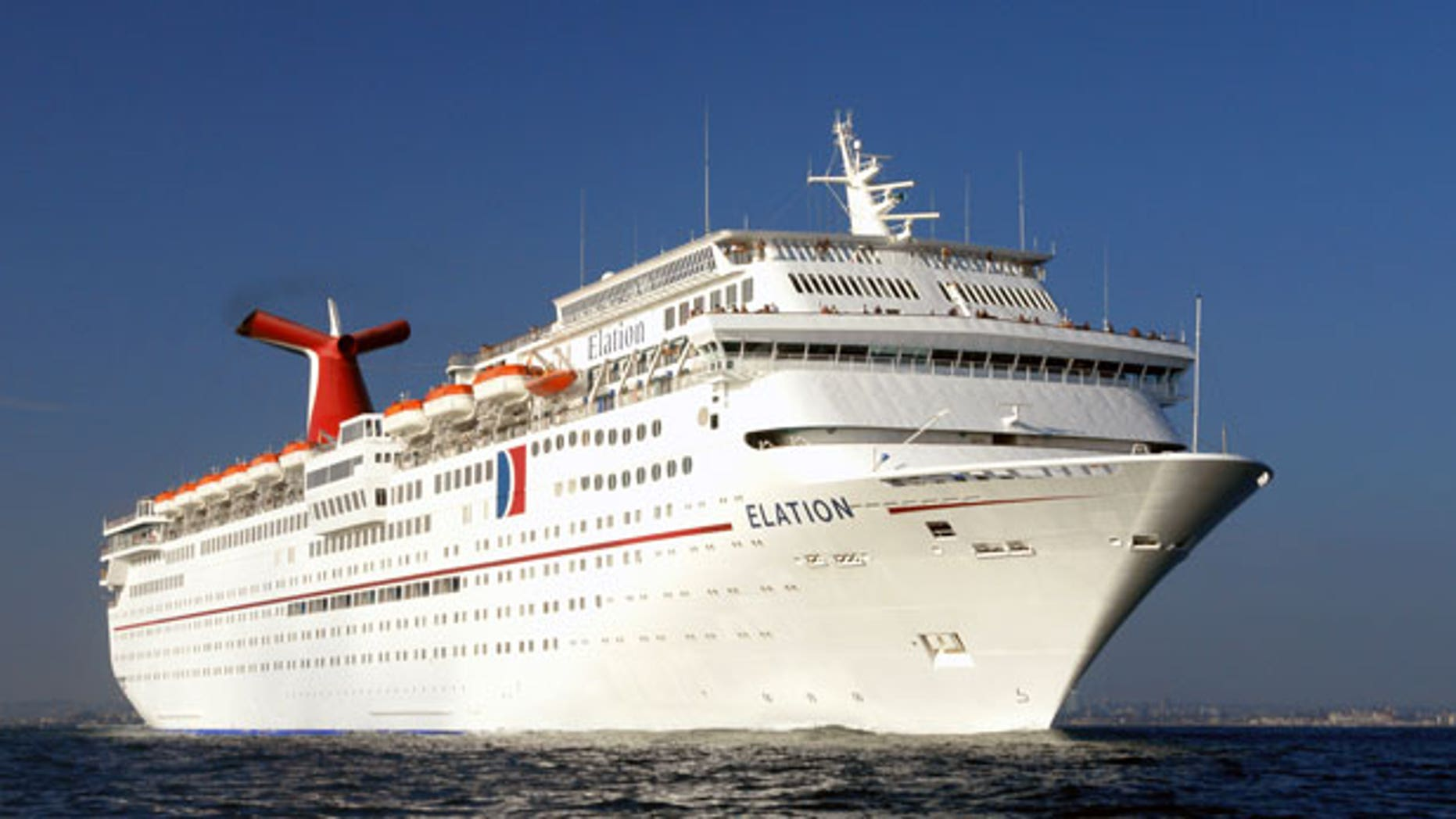 A woman fell to her death on a Carnival Cruise Line ship that was sailing to the Bahamas on Friday.