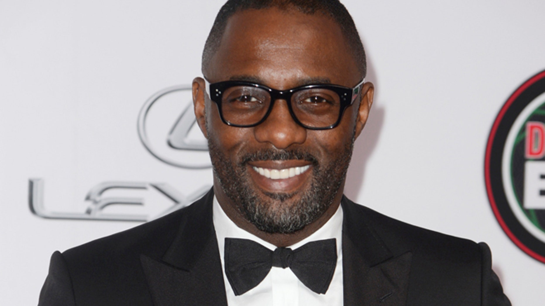 Feb. 22, 2014: Idris Elba attends the 45th NAACP Image Awards in Pasadena, California. (Reuters)