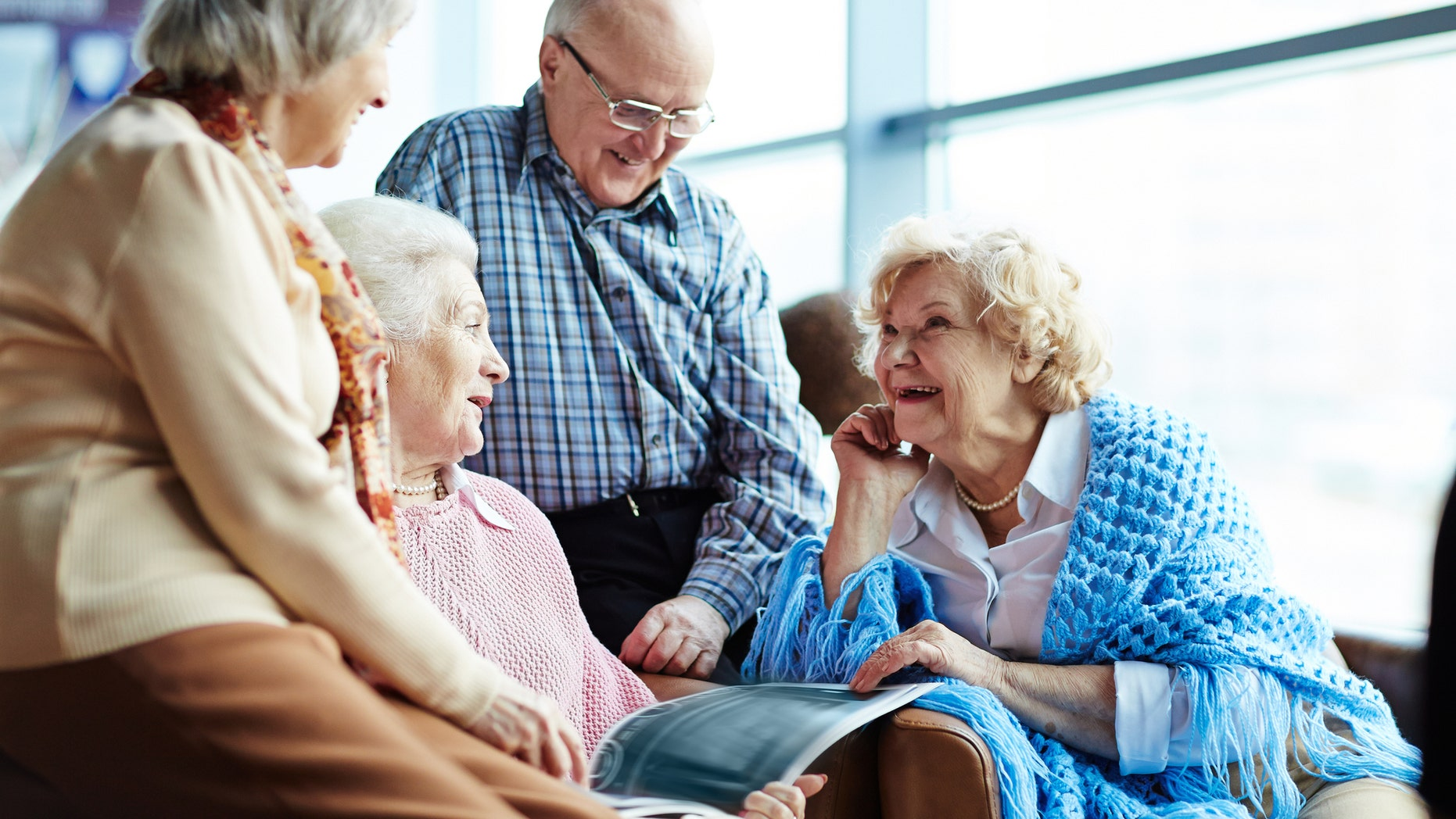 Free chat older women