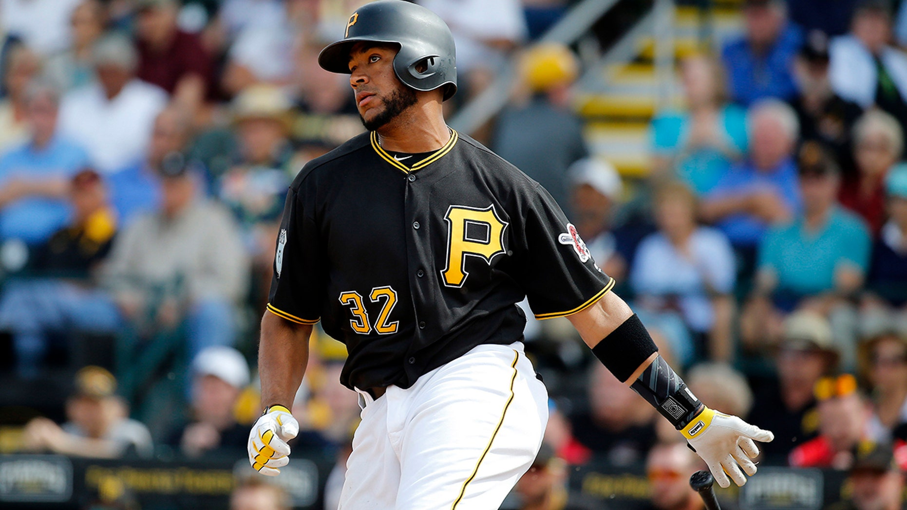 Pittsburgh Pirates catcher Elias Diaz's mother was kidnapped Thursday in Venezuela.