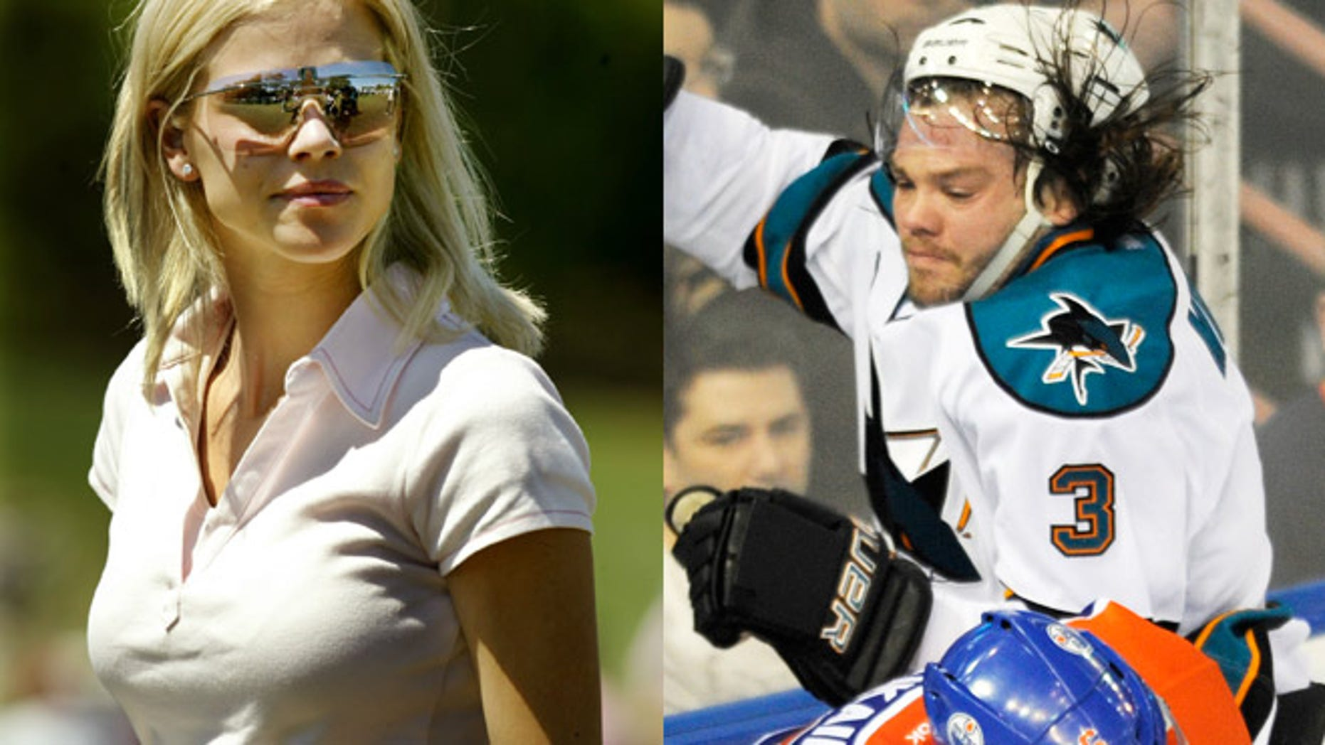 swedish nhl player douglas murray says reports he is