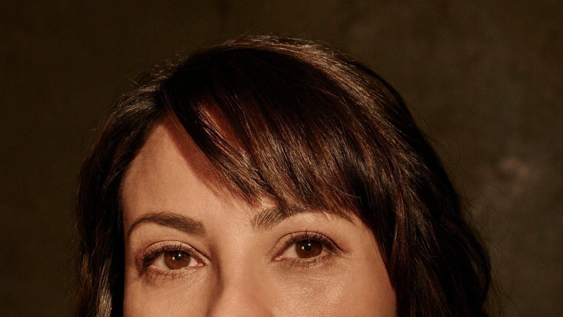 Elizabeth Rodriguez as Liza - Fear The Walking Dead _ Season 1, Gallery - Photo Credit: Frank Ockenfels 3/AMC