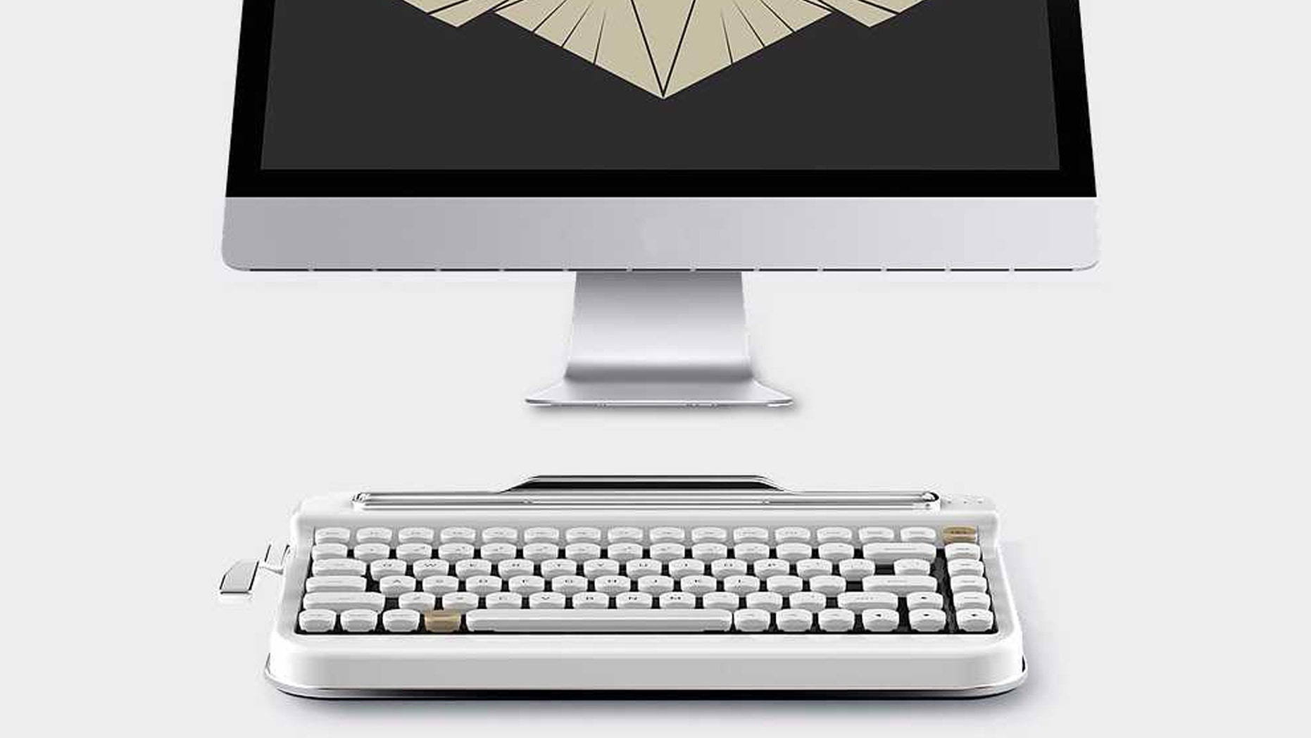 """Penna Wireless Bluetooth Keyboard"" (Credit: Elretron)"