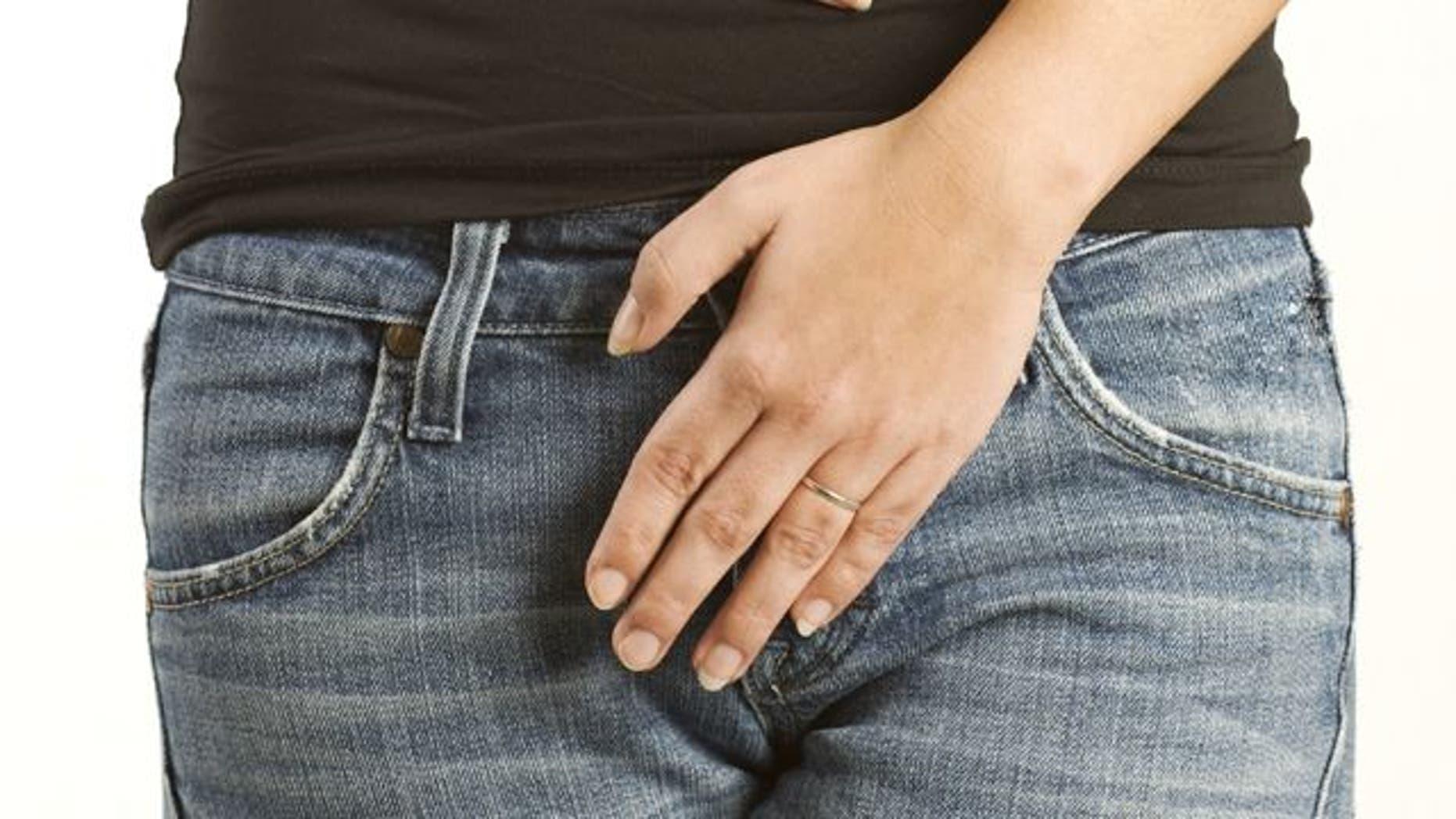 Think, that Rub my clitoris on random objects new day