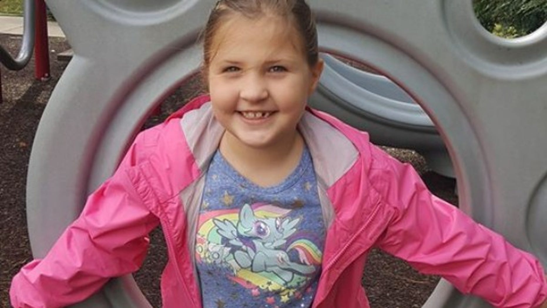 Emily Muth had not received a flu shot this year, her parents said.
